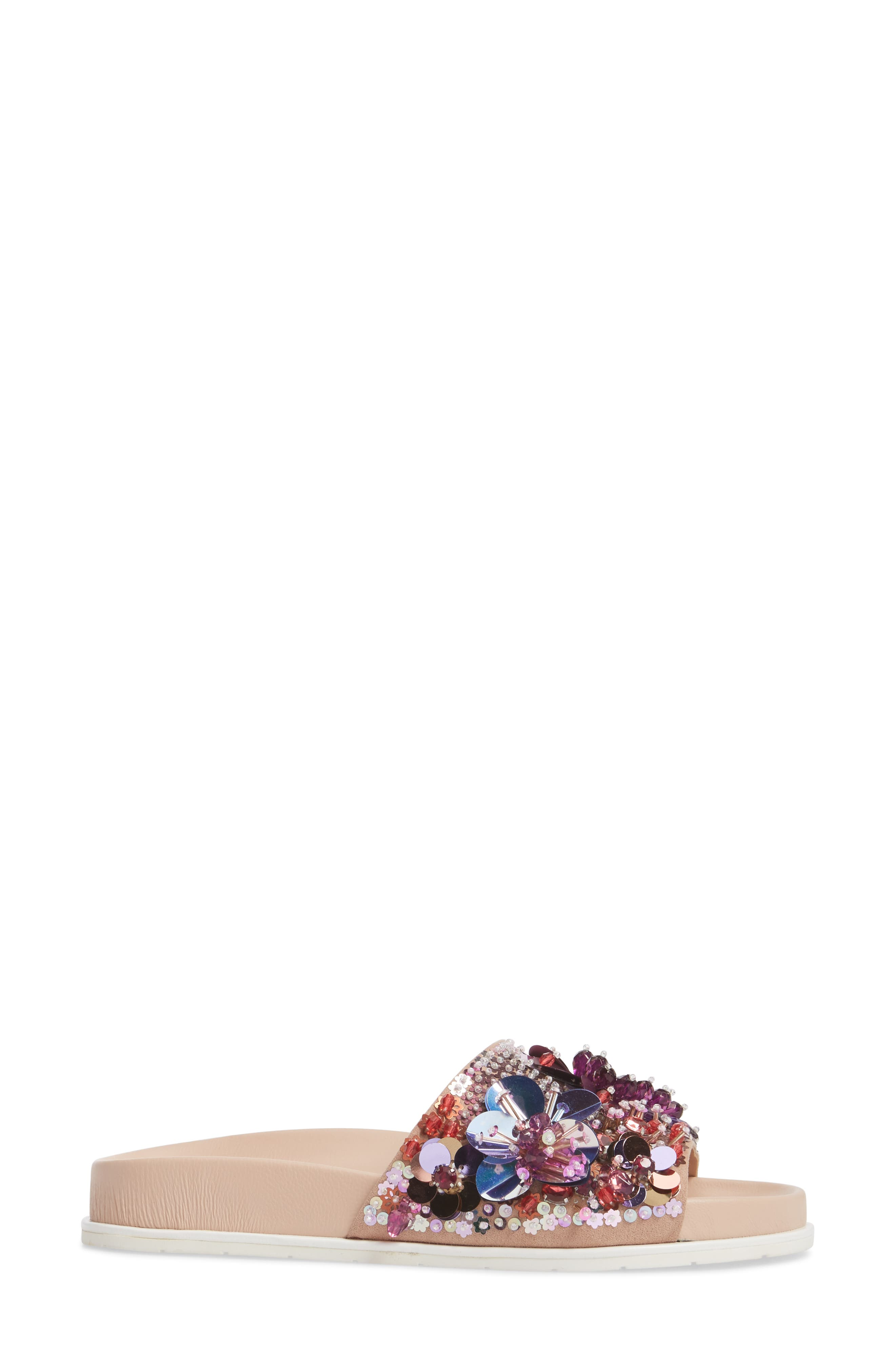 Alternate Image 3  - Kenneth Cole New York Xenia Sequin Embellished Sandal (Women)