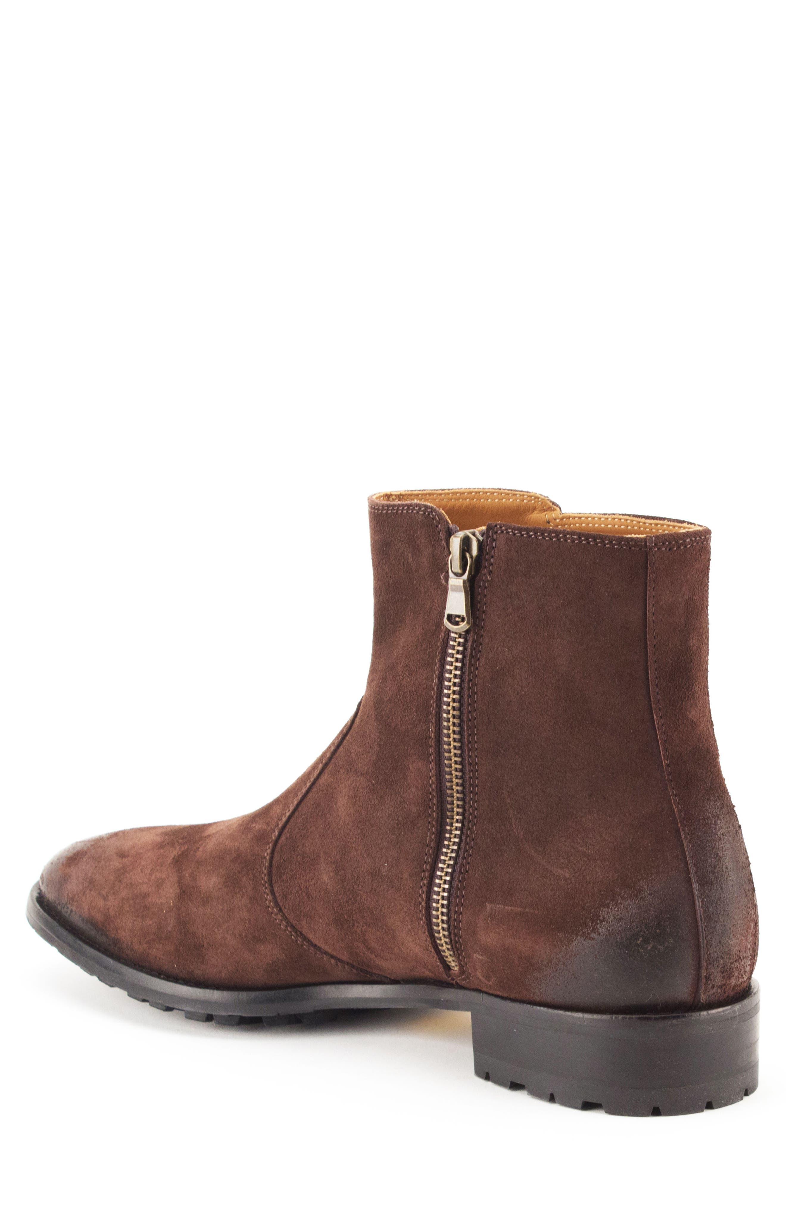 Alternate Image 2  - Gordon Rush Roberts Zip Boot (Men)