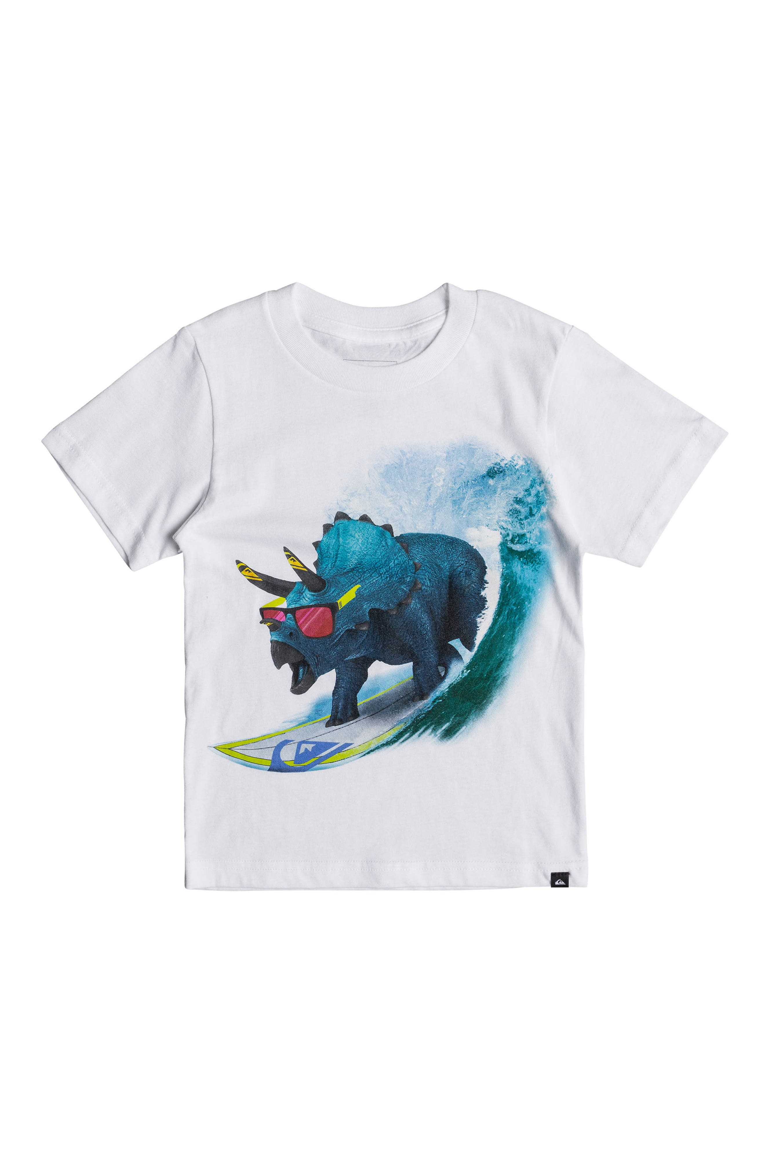 Quiksilver Dino Graphic T-Shirt (Toddler Boys & Little Boys)