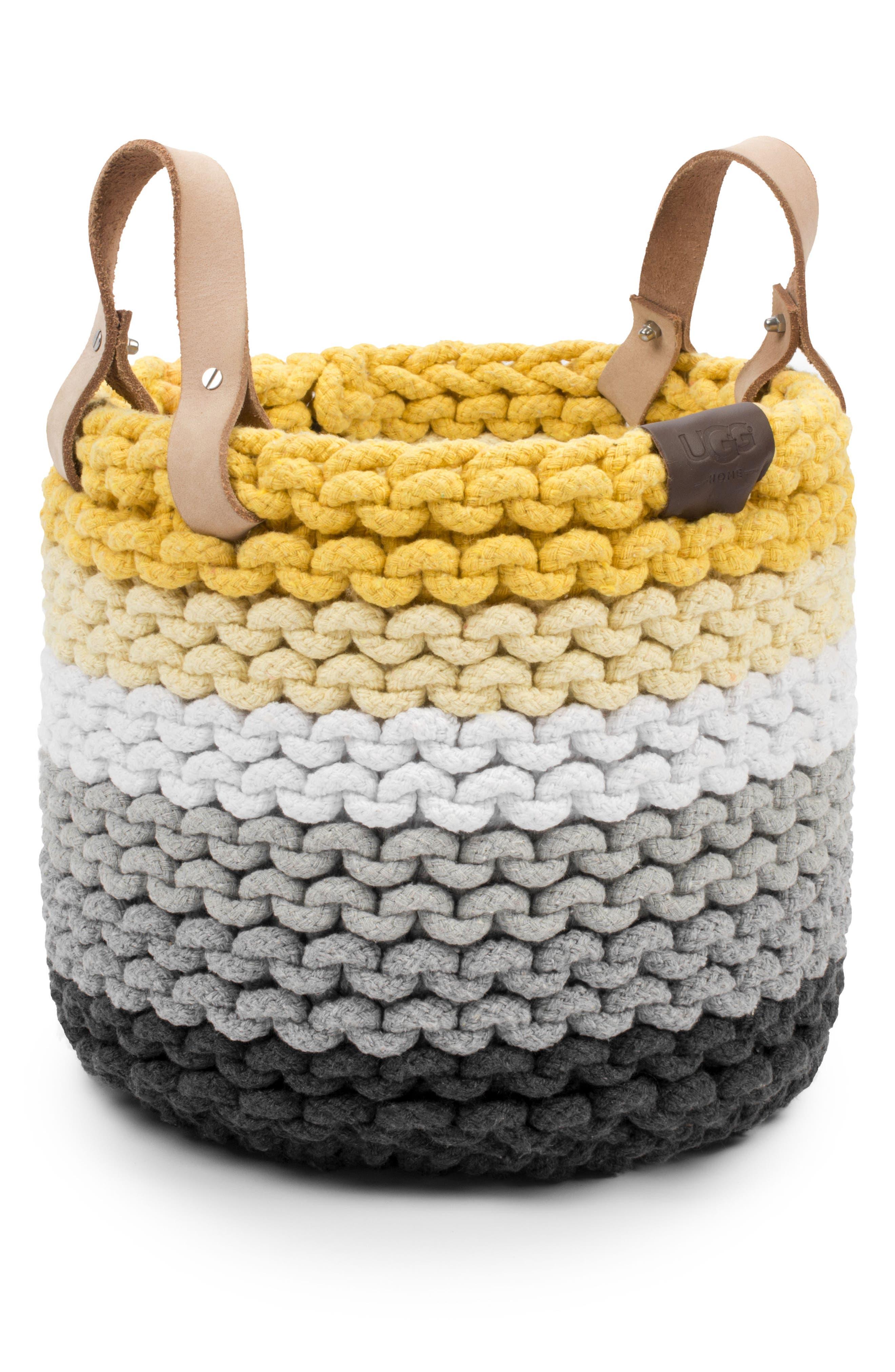 Metallic Baskets Home Decor | Nordstrom