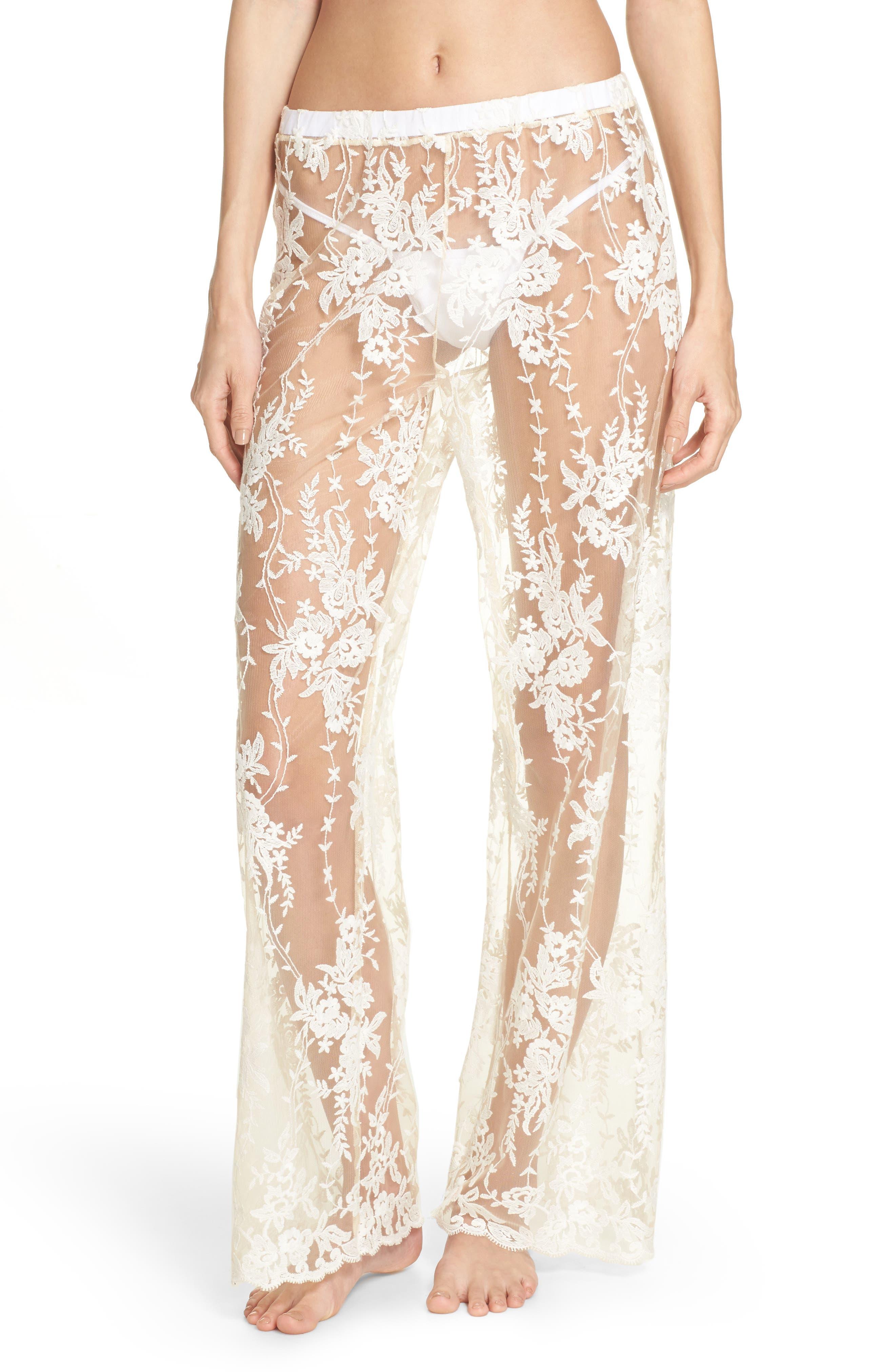 Rosie Pants,                         Main,                         color, Moon Ivory