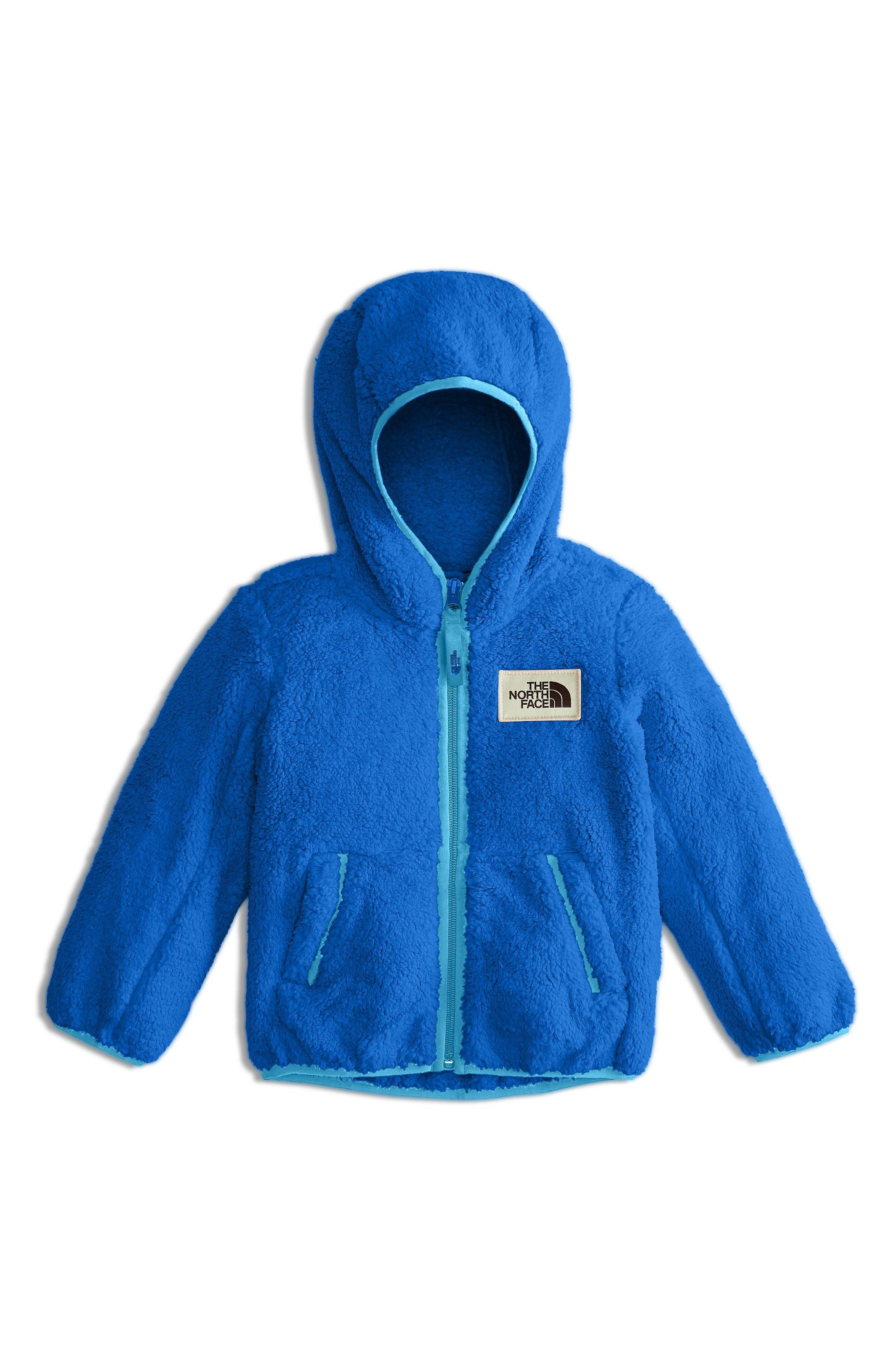 The North Face Campshire Full Zip Hoodie (Toddler Boys & Little Boys)