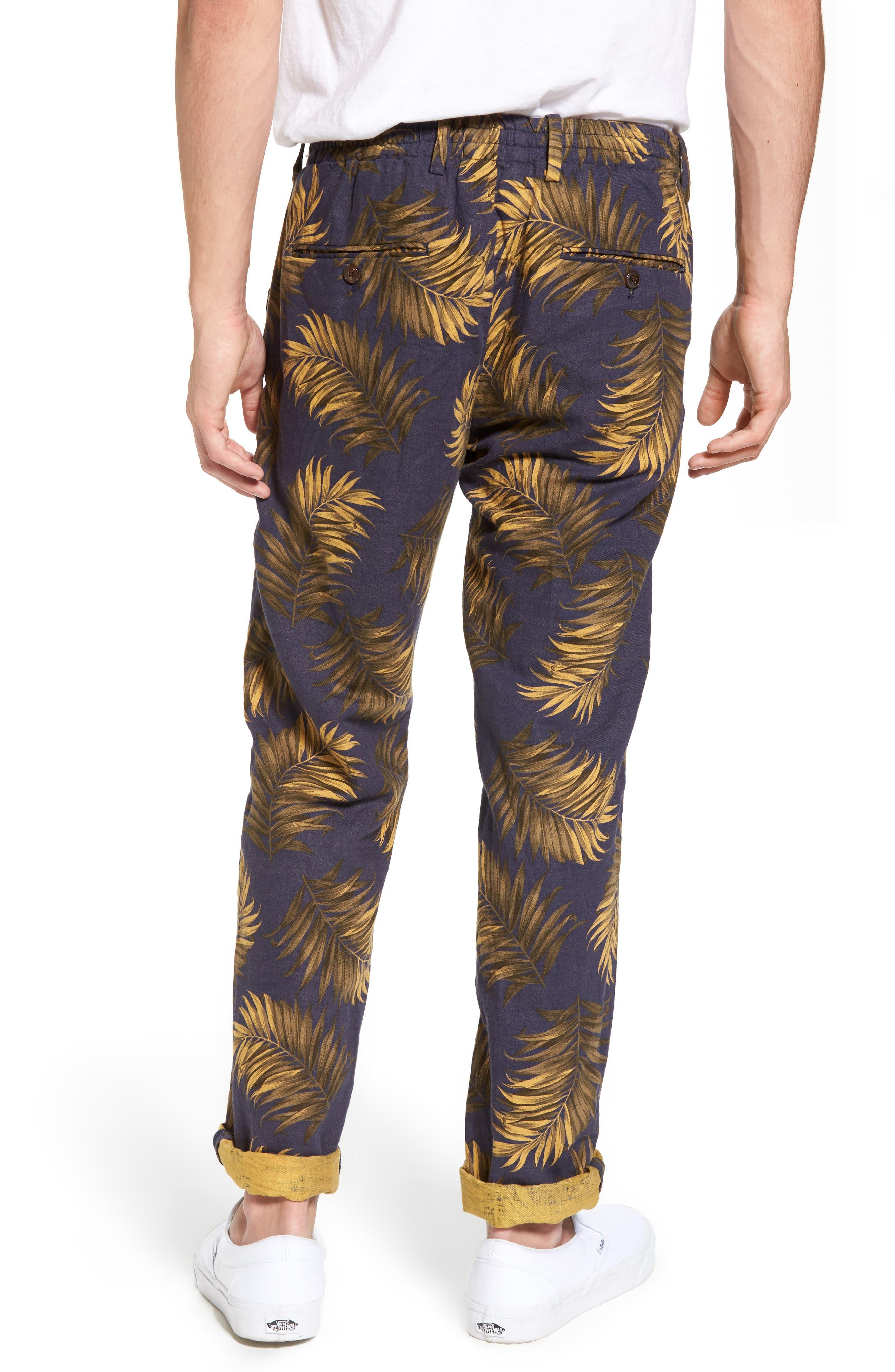 Linen Beach Pants,                             Alternate thumbnail 2, color,                             Combo A
