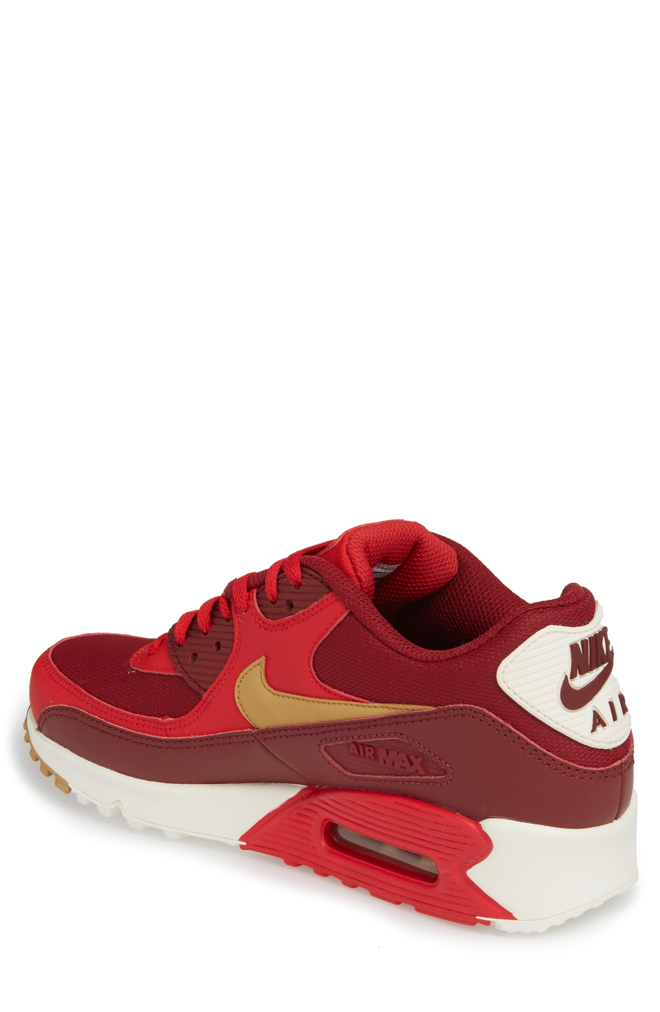 Alternate Image 2  - Nike 'Air Max 90 Essential' Sneaker (Men)