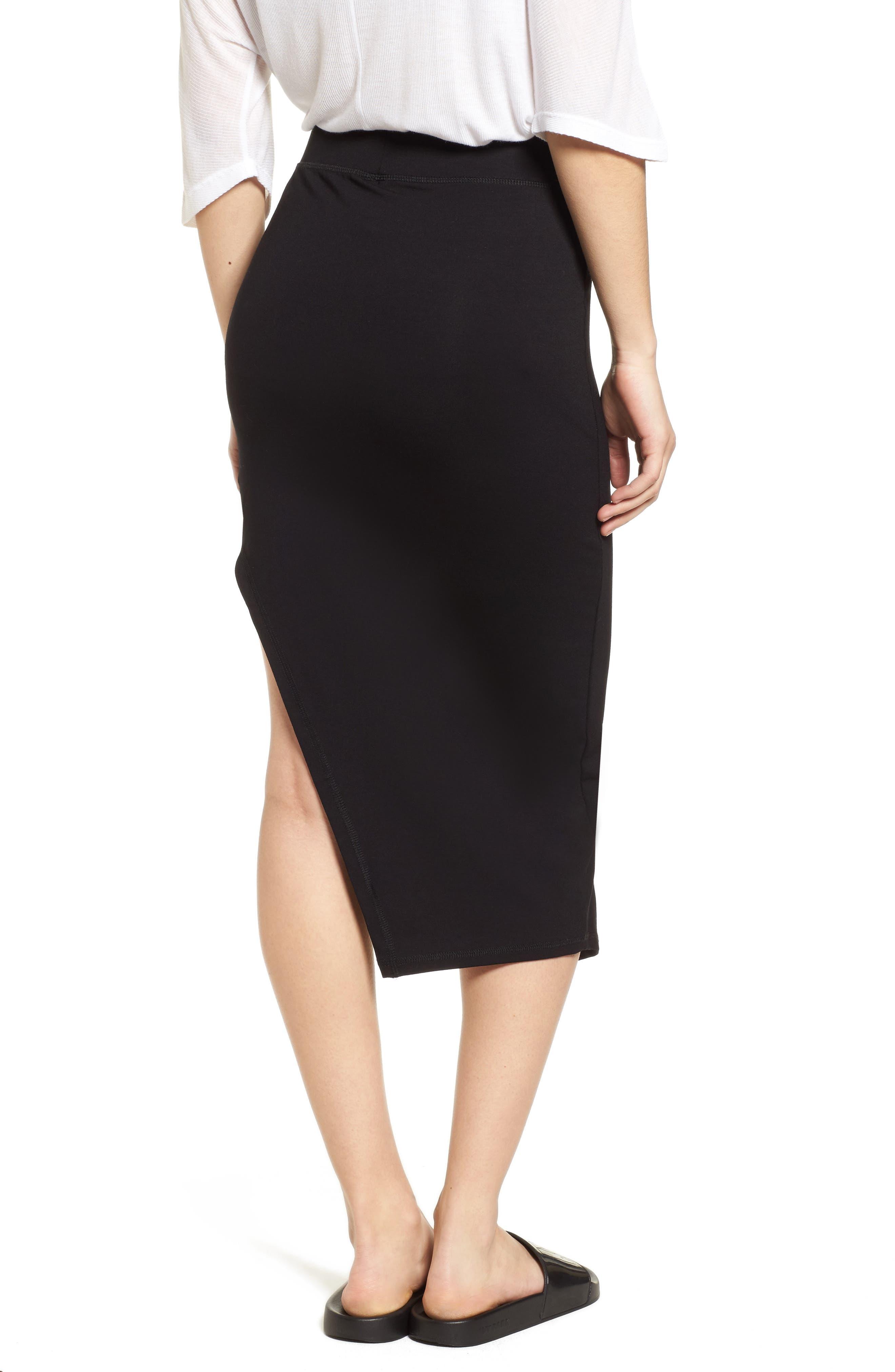 Alternate Image 4  - IVY PARK® Logo Cutaway Side Pencil Skirt