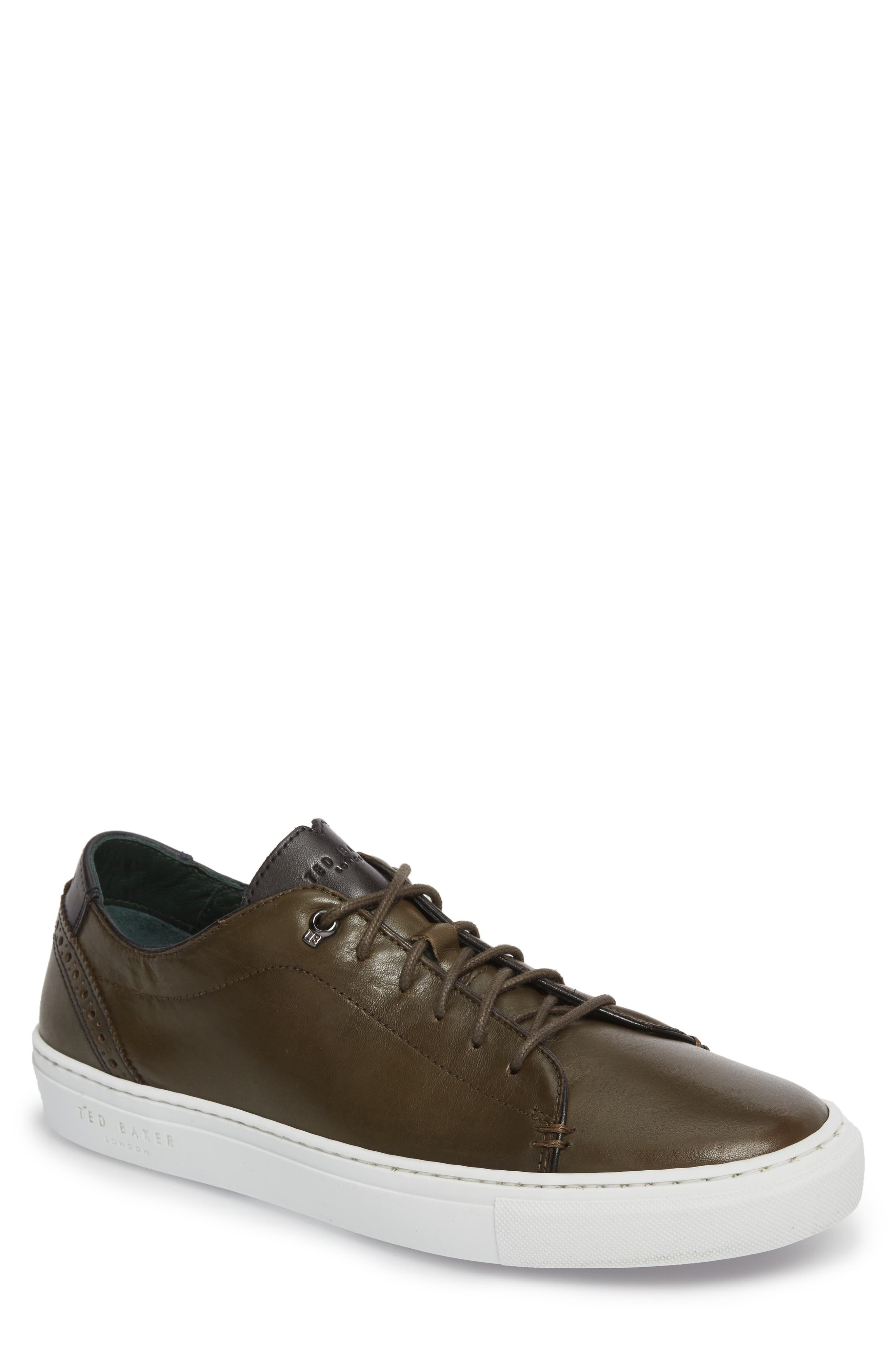 ted baker shoes sneakers trainers club logos with names