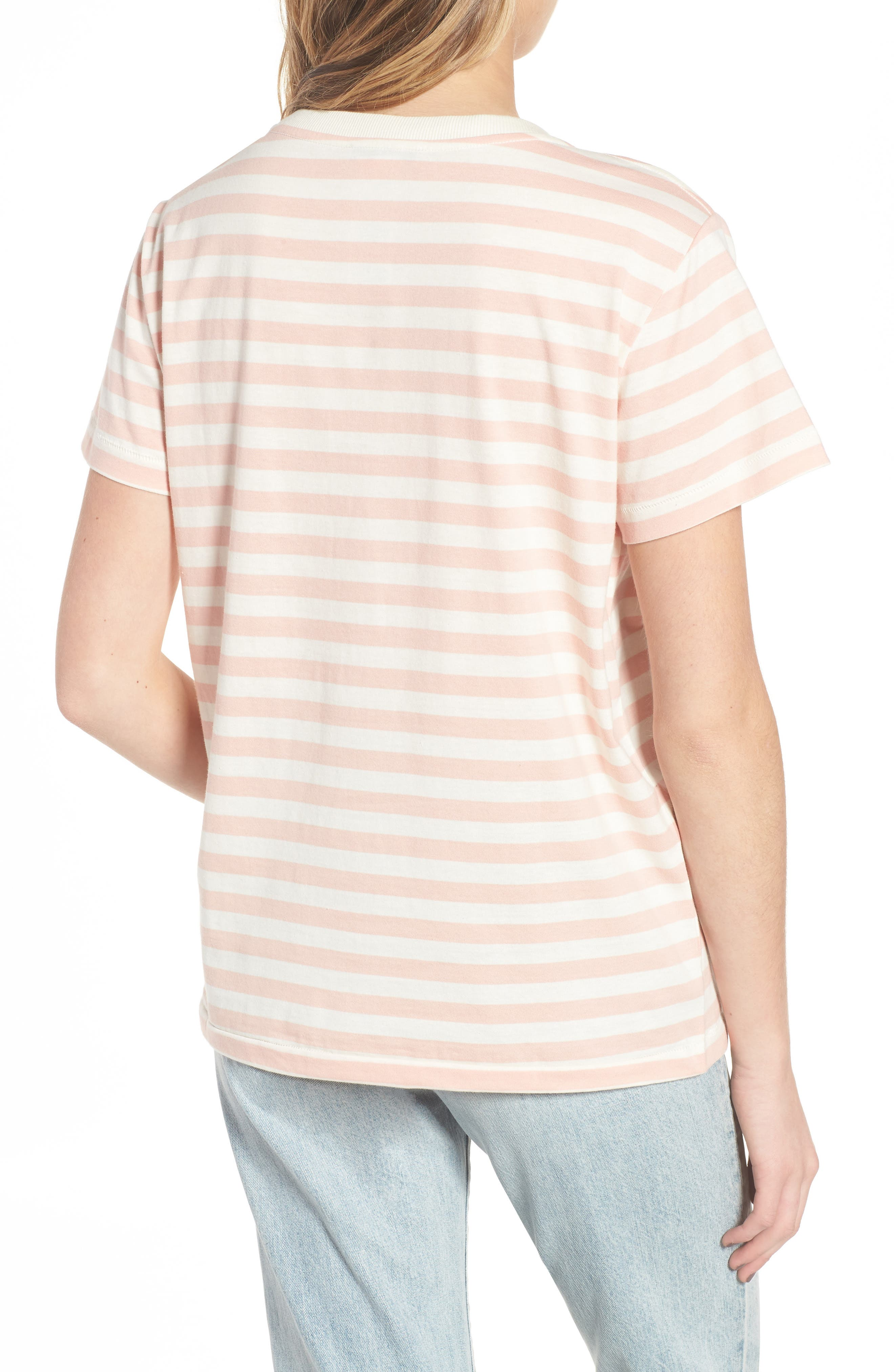 Timtomt Tee,                             Alternate thumbnail 2, color,                             Pink