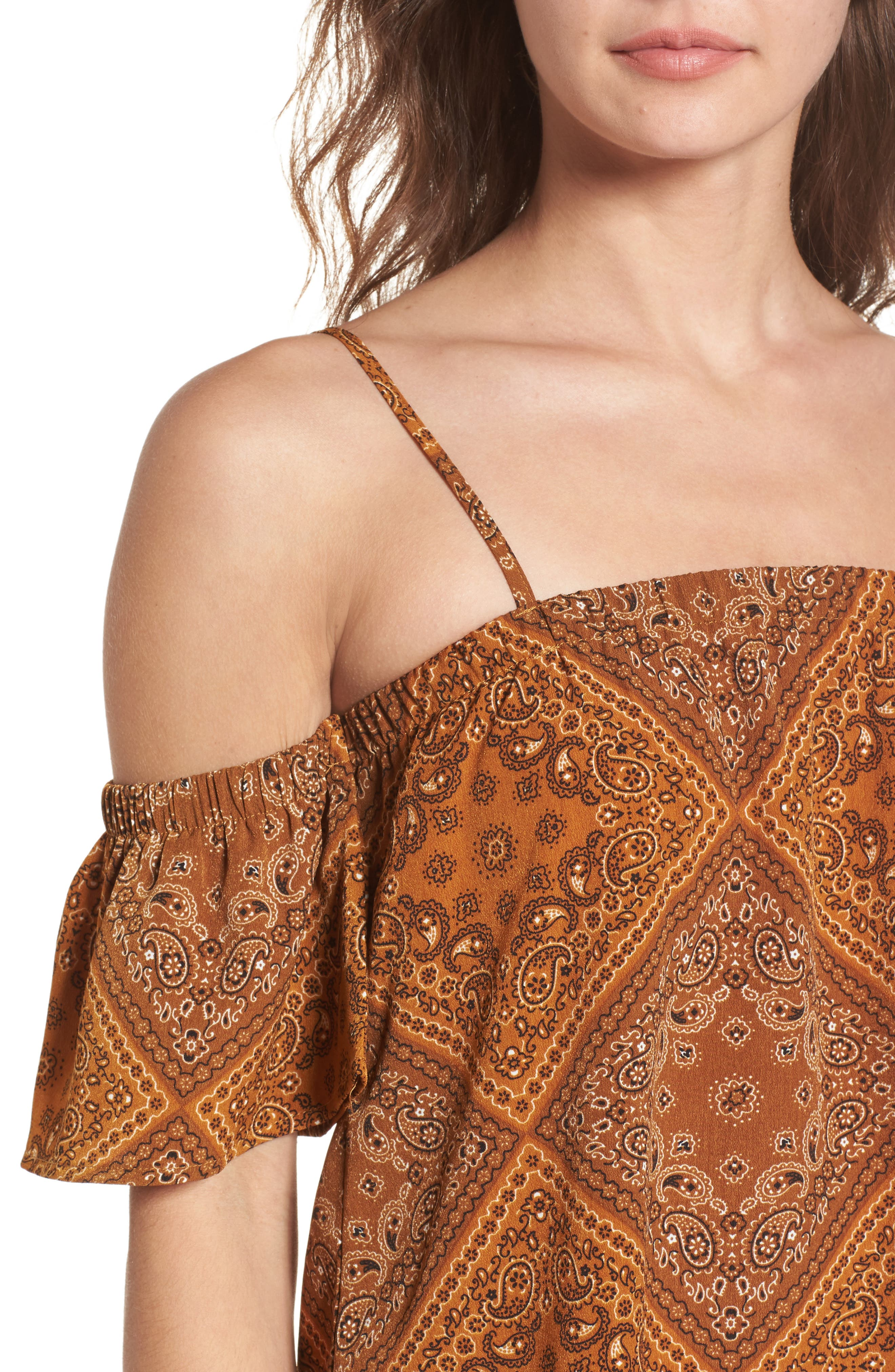 Alternate Image 4  - Lira Clothing Zeze Top
