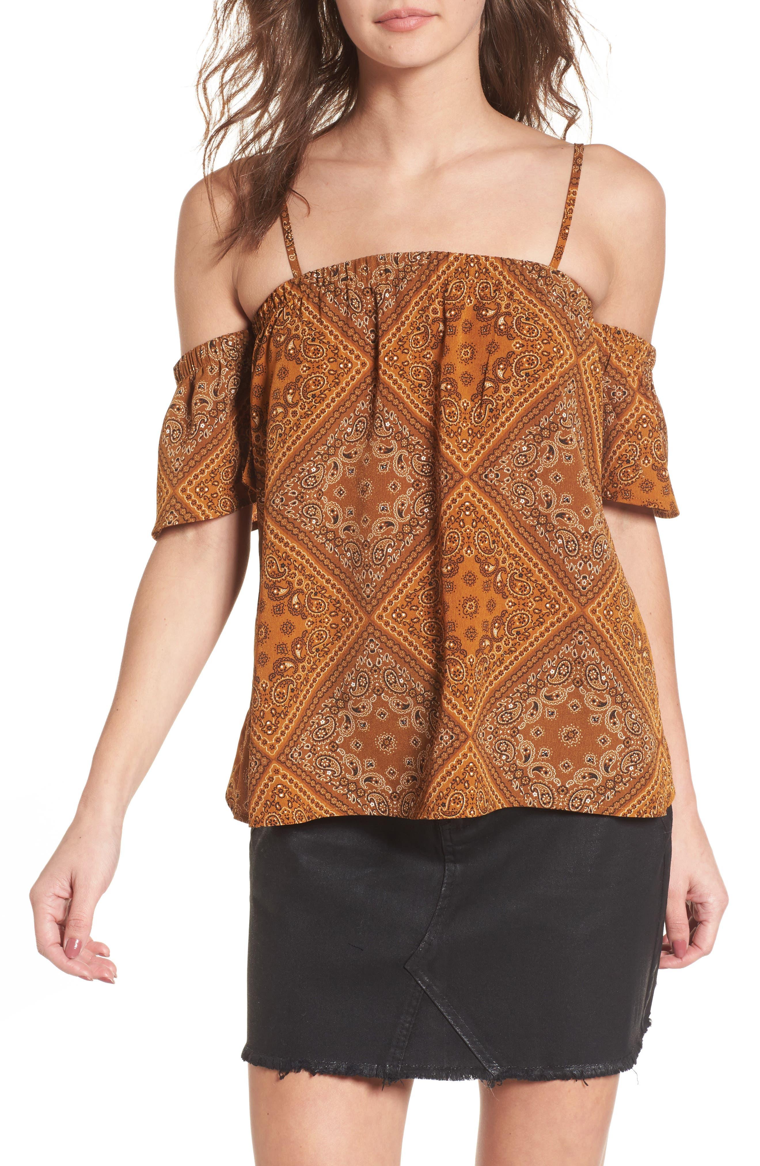 Alternate Image 1 Selected - Lira Clothing Zeze Top
