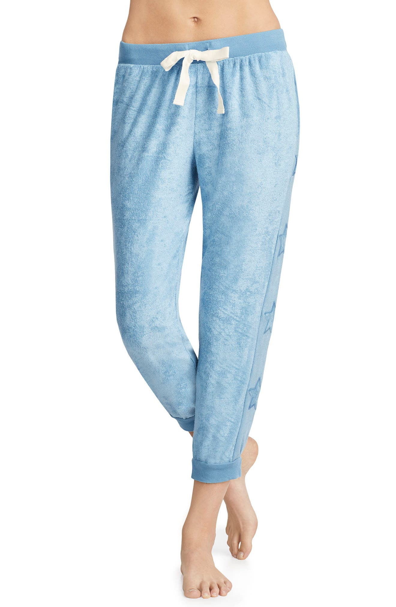 Room Service Crop Terry Jogger Pants (Nordstrom Exclusive)