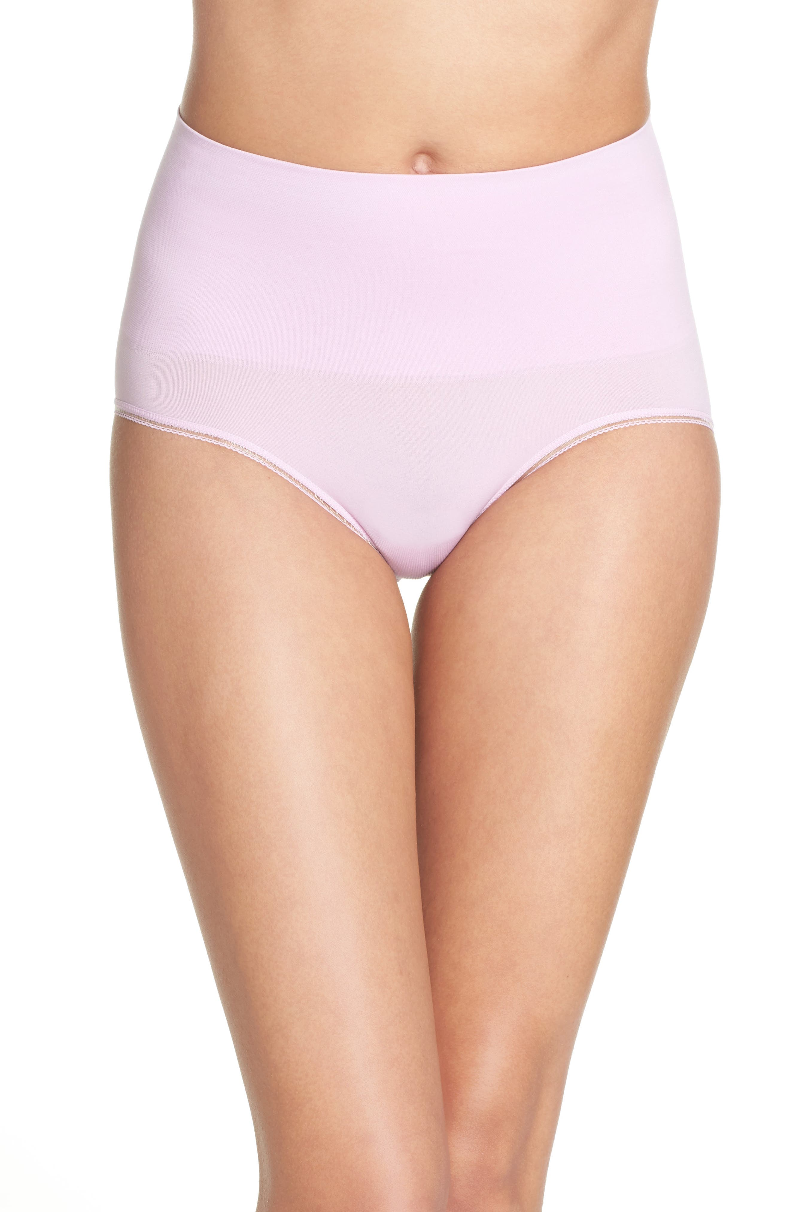 Alternate Image 1 Selected - Yummie Ultralight Seamless Shaping Briefs (2 for $30)