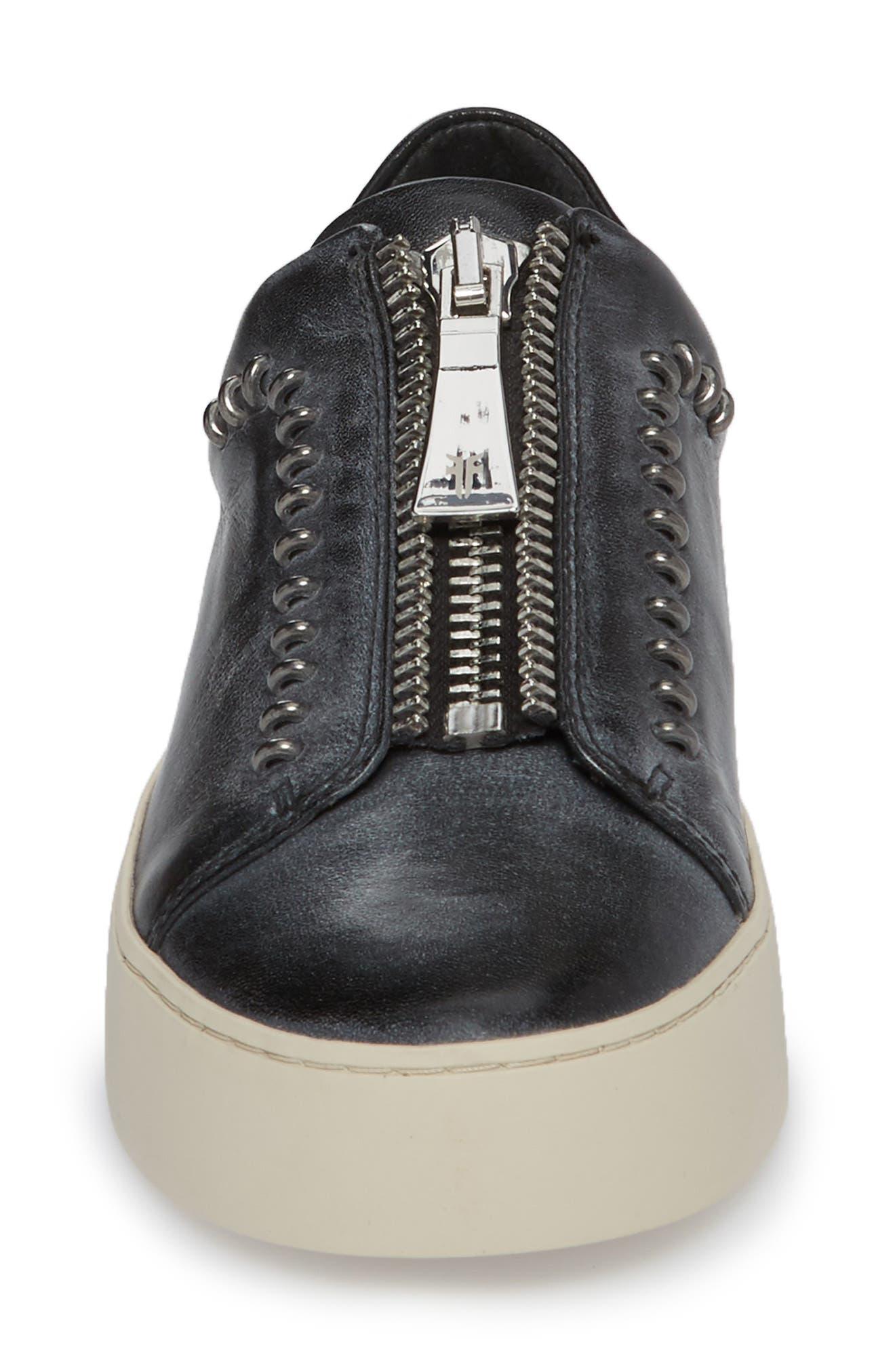 Alternate Image 4  - Frye Lena Rebel Zip Sneaker (Women)