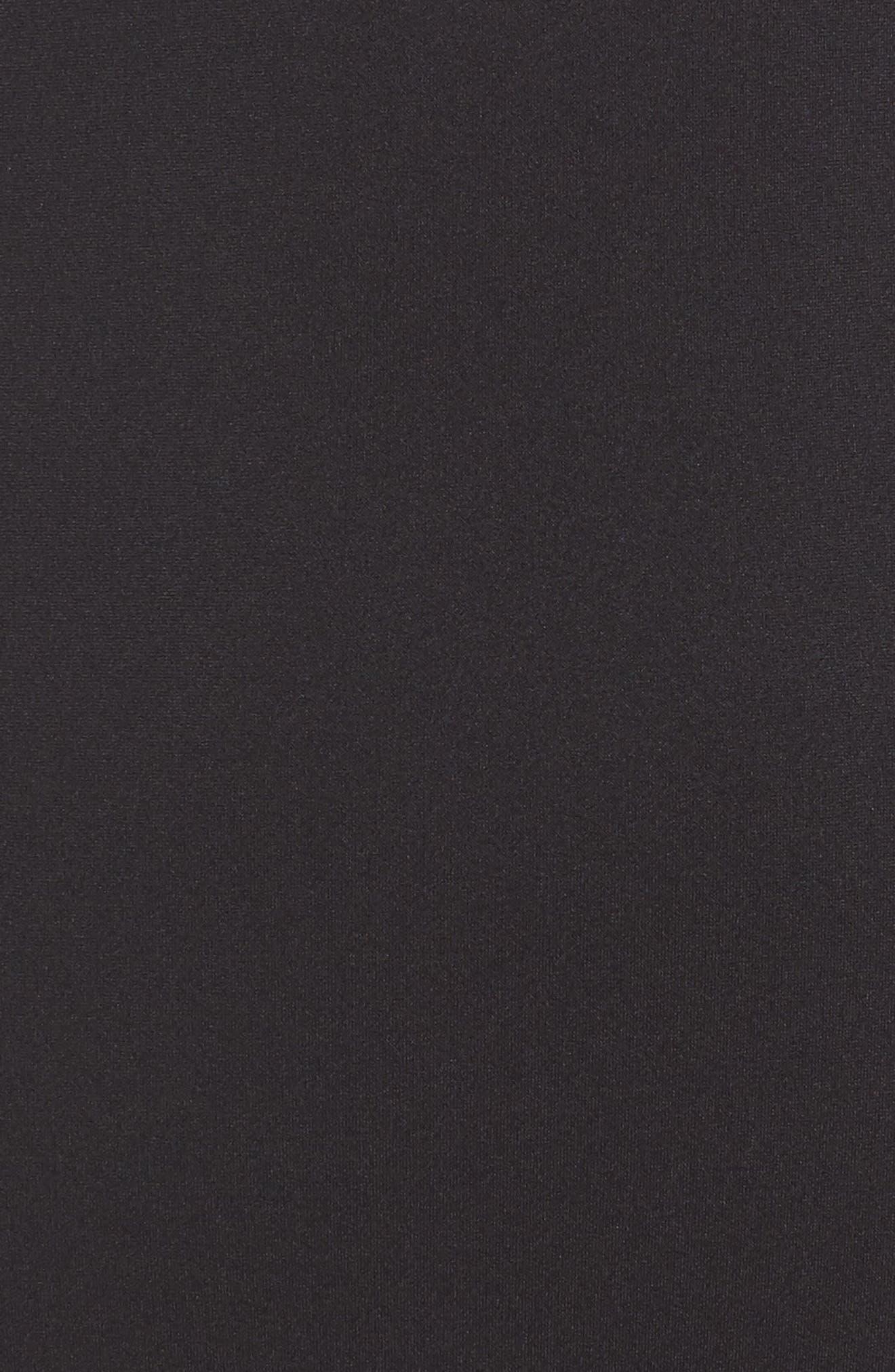 En Point Bodysuit,                             Alternate thumbnail 6, color,                             Puma Black