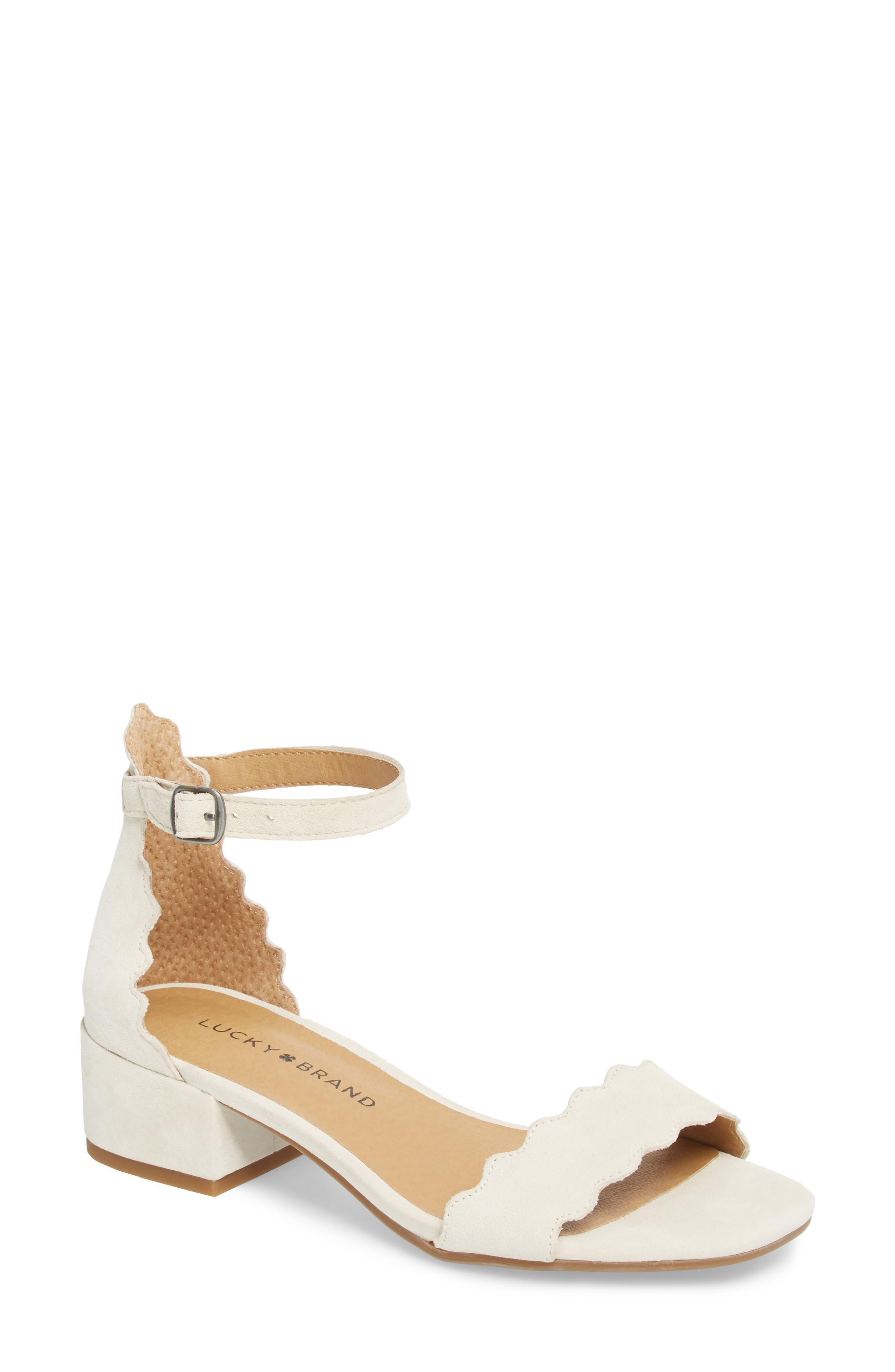 Alternate Image 1 Selected - Lucky Brand Norreys Sandal (Women)