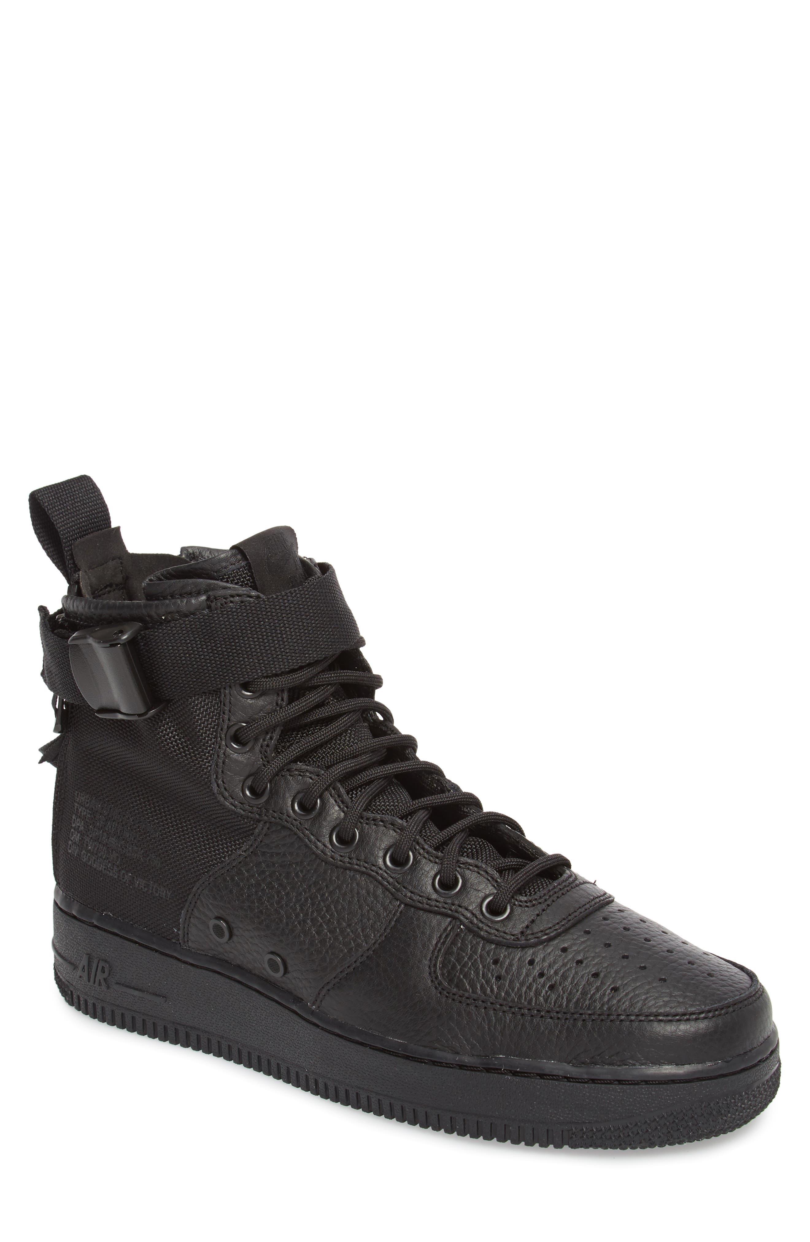 Alternate Image 1 Selected - Nike SF Air Force 1 Mid Sneaker (Men)