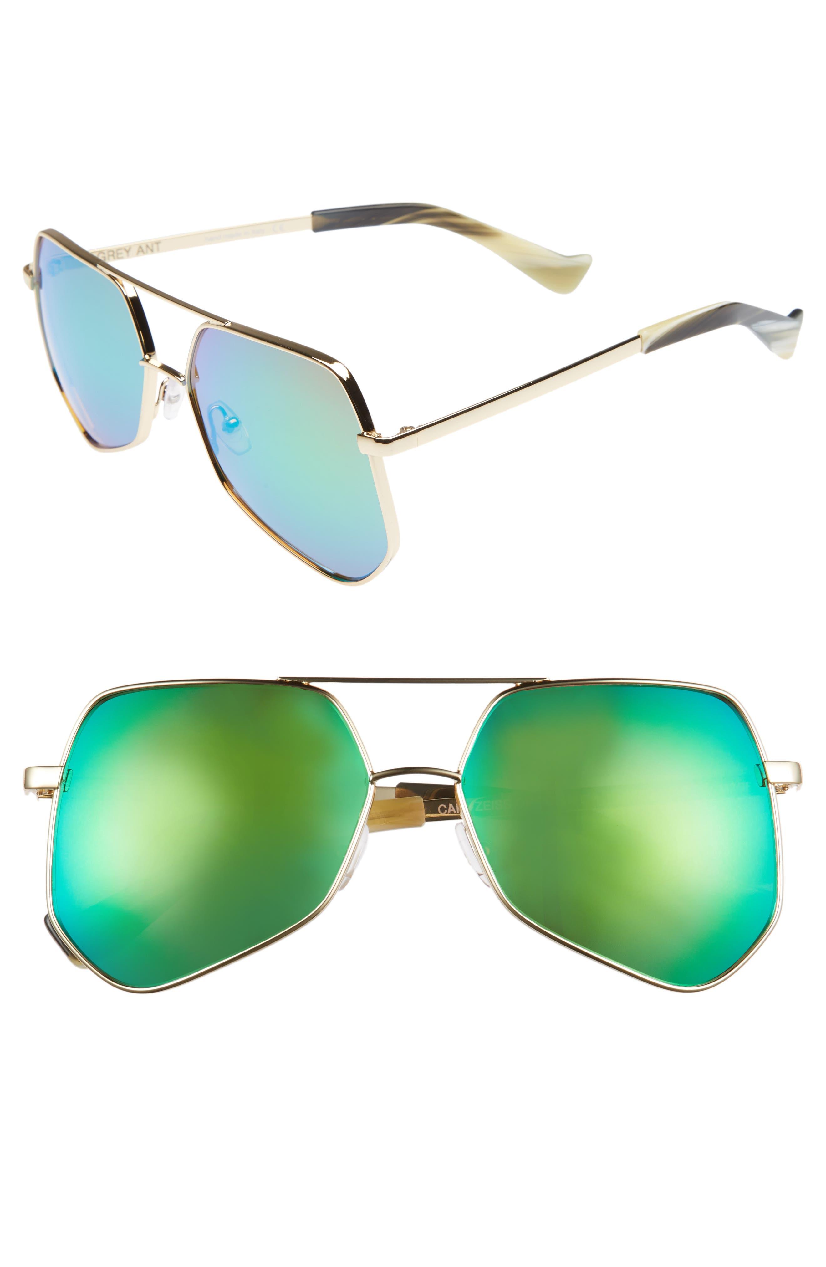 Grey Ant Megalast II 55mm Sunglasses