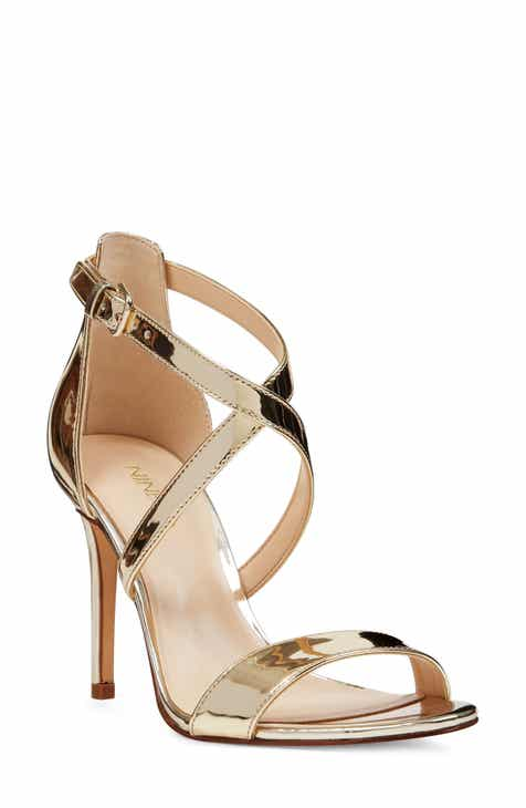 7074087fe6ad Nine West Mydebut Strappy Sandal (Women)