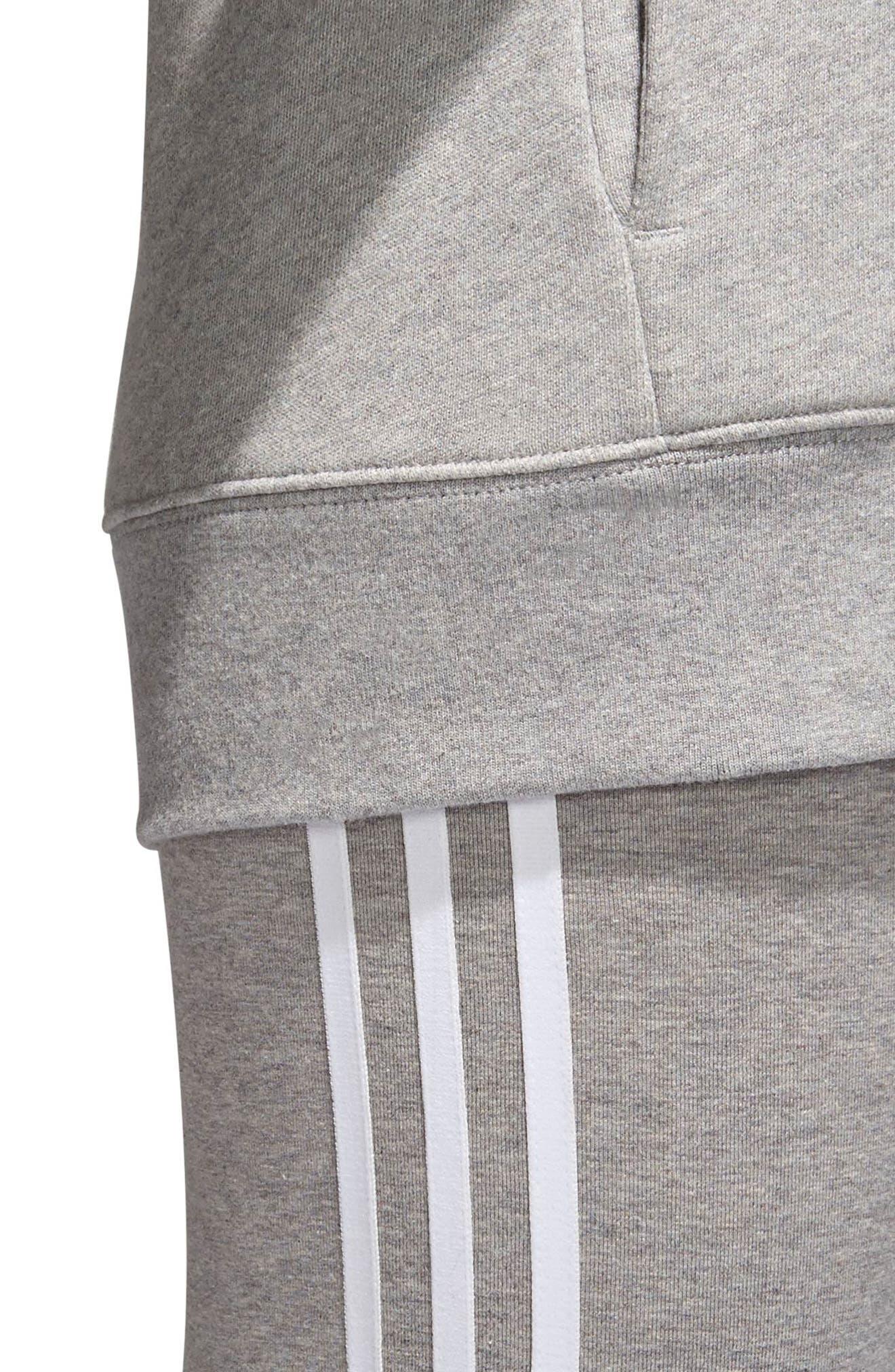 Alternate Image 2  - adidas Originals Trefoil Hoodie