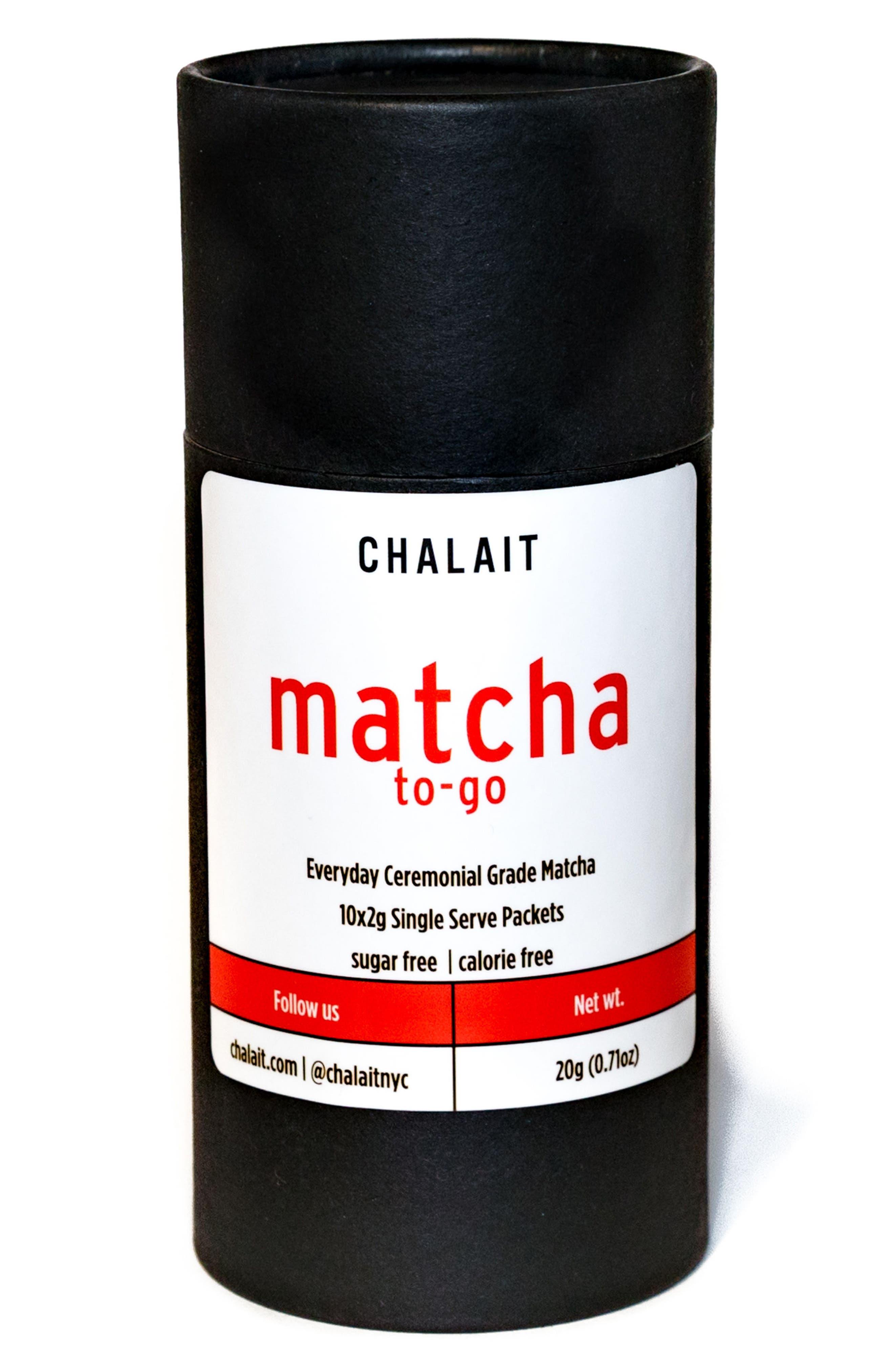 Chalait Ceremonial Everyday Matcha To-Go Sticks