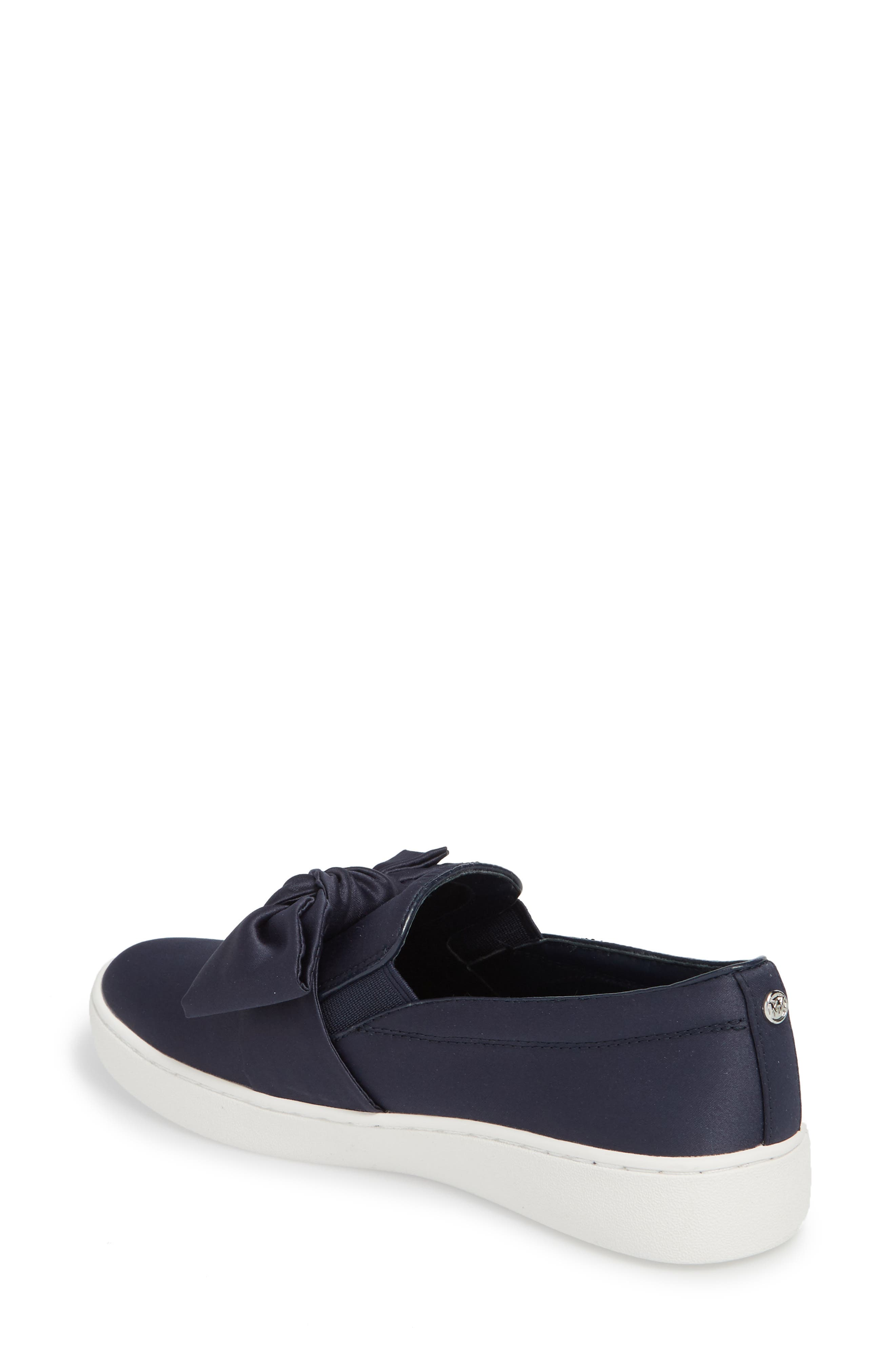 Willa Sneaker,                             Alternate thumbnail 2, color,                             Admiral Satin