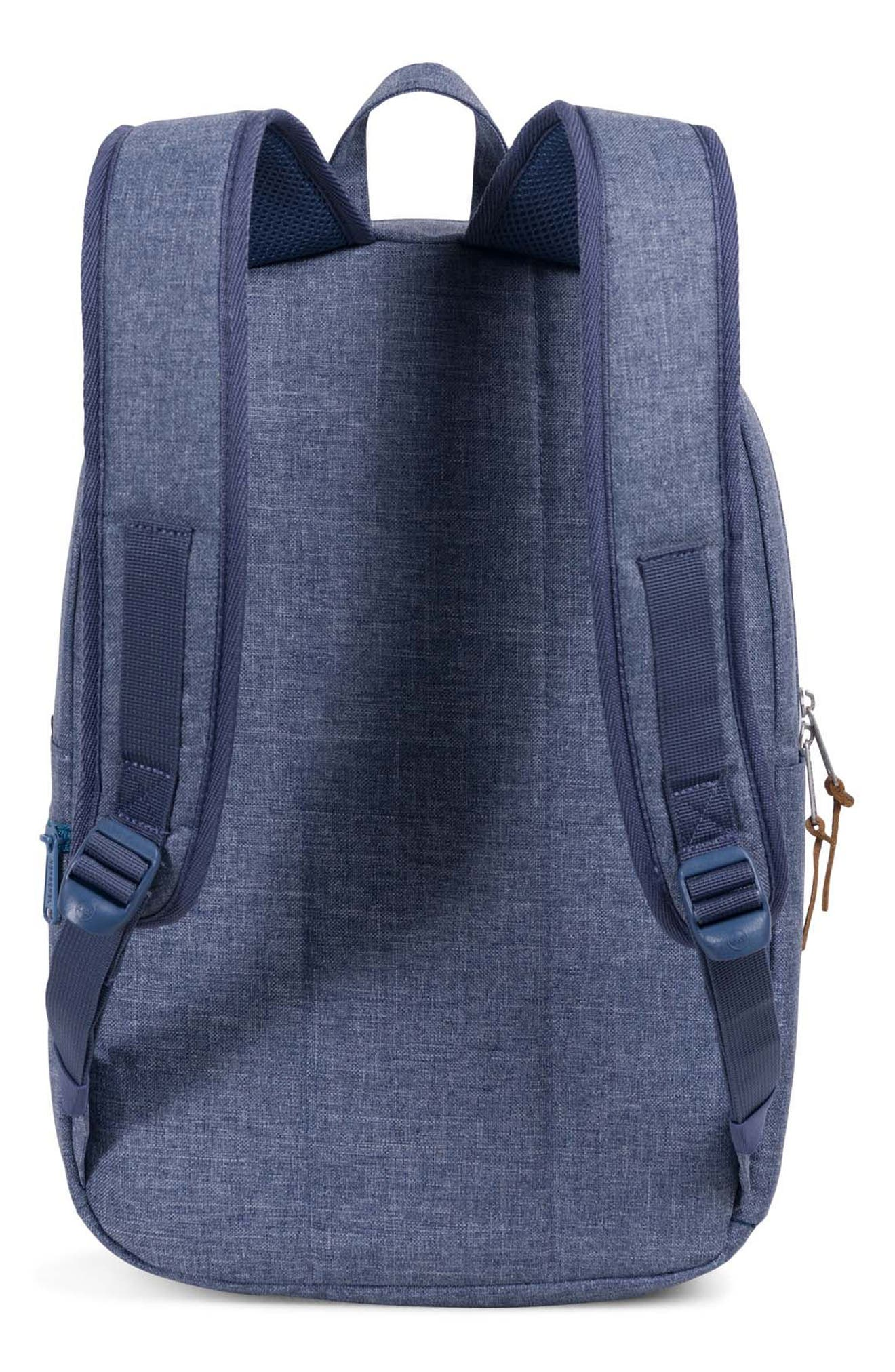 Harrison Backpack,                             Alternate thumbnail 2, color,                             Dark Chambray Crosshatch