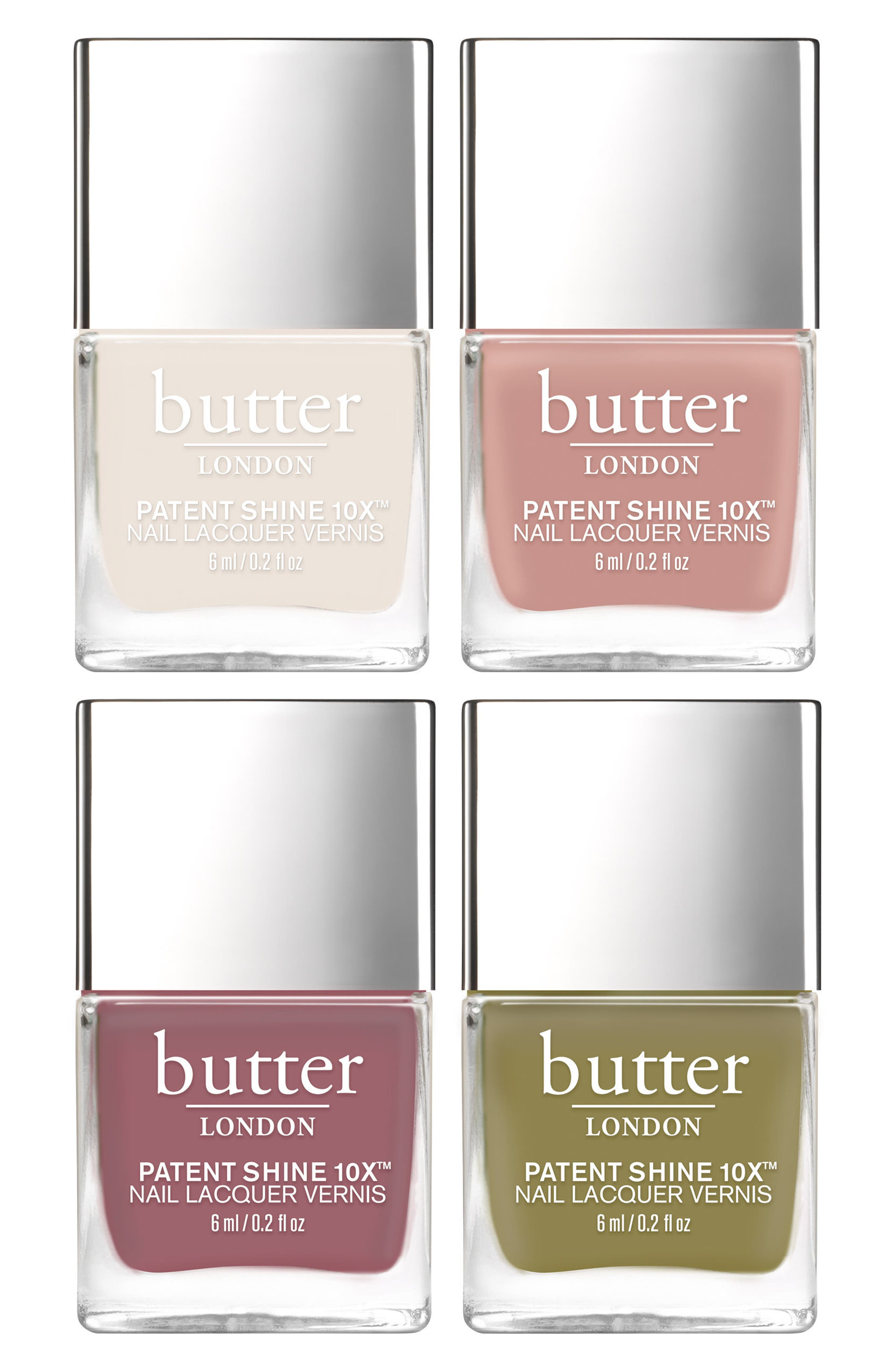 butter LONDON Royal Garden Nail Lacquer Set (Nordstrom Exclusive) ($48 Value)