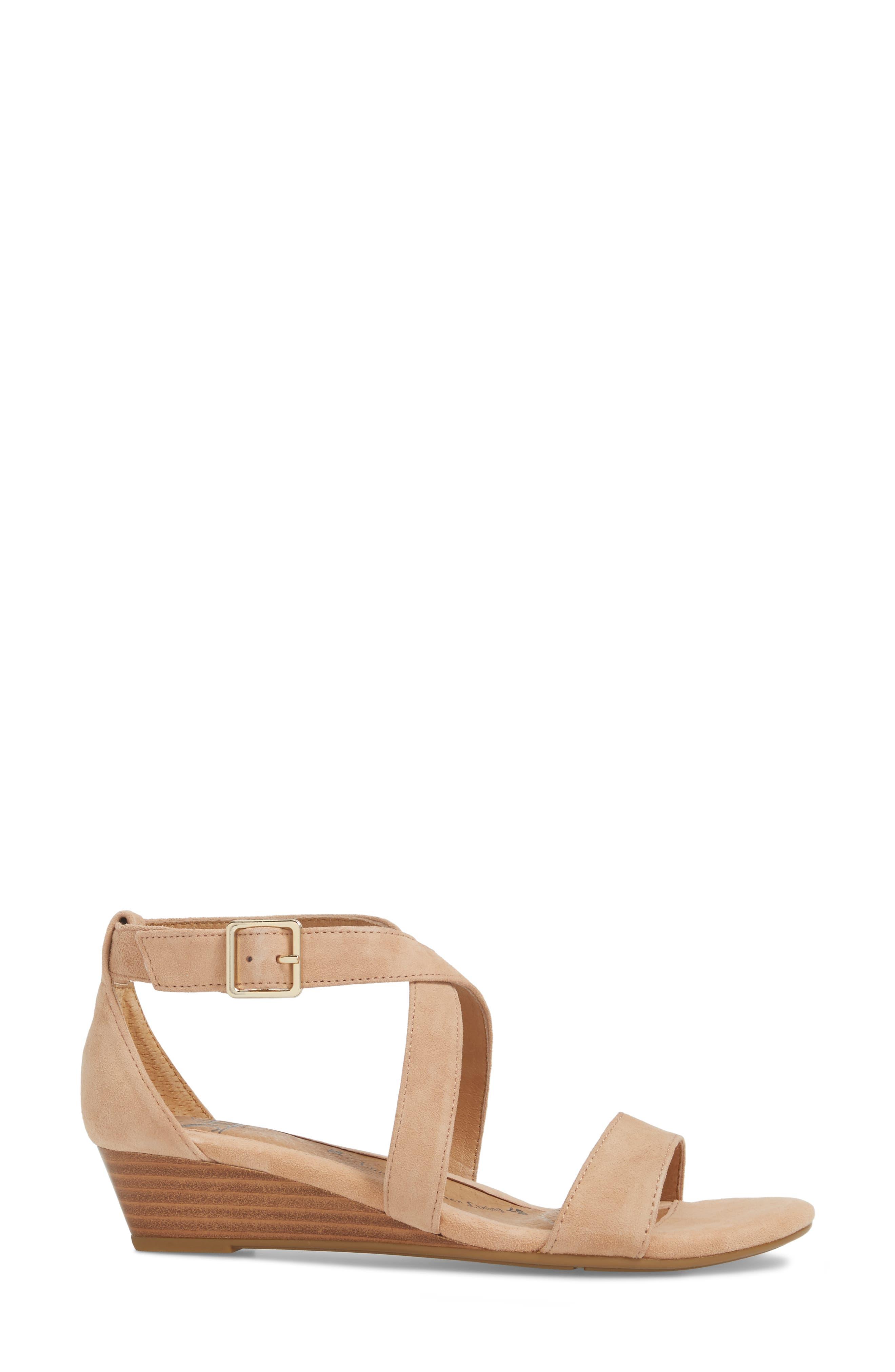 Alternate Image 3  - Söfft 'Innis' Low Wedge Sandal (Women)