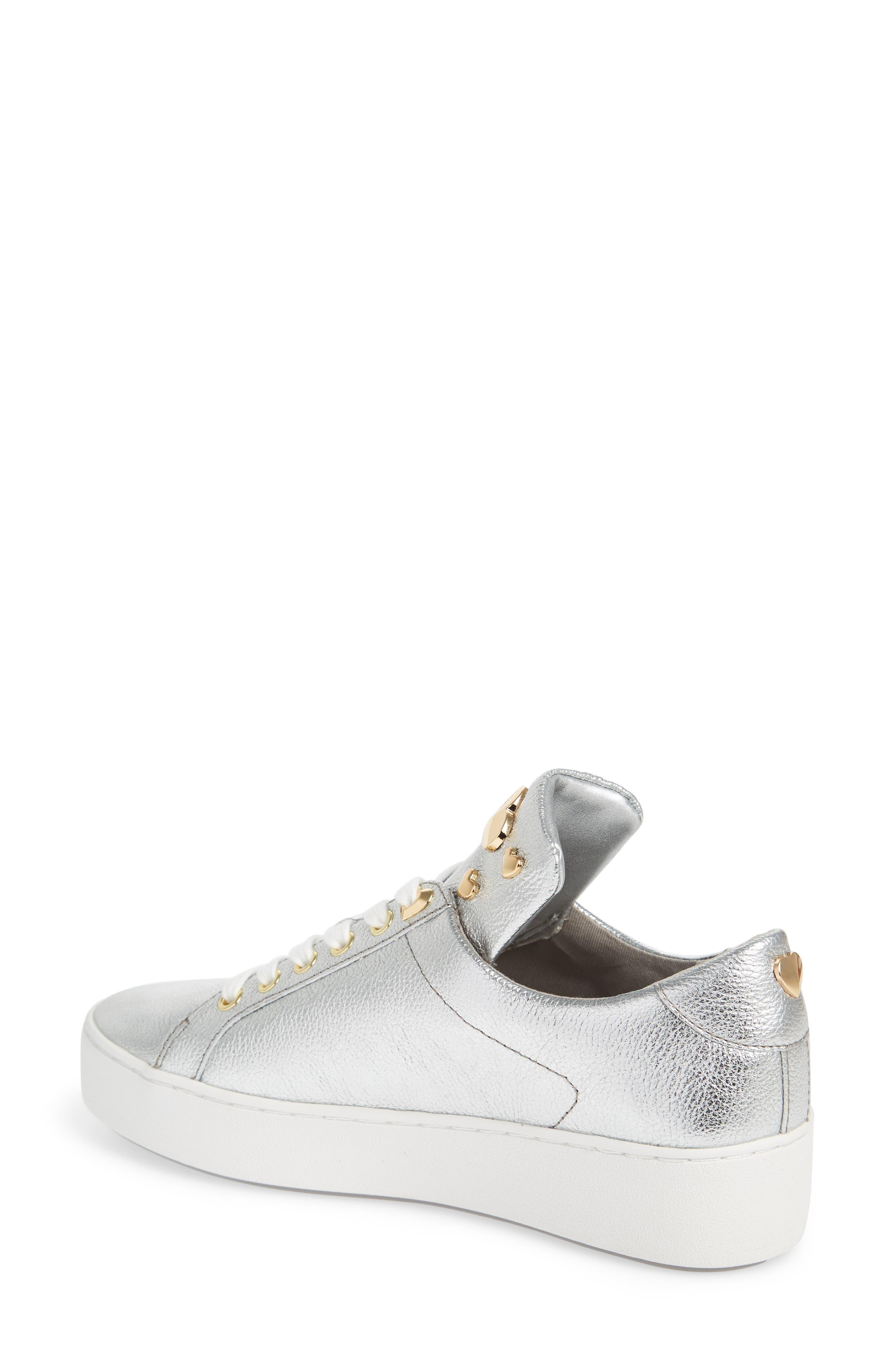 Alternate Image 2  - MICHAEL Michael Kors Mindy Platform Sneaker (Women)
