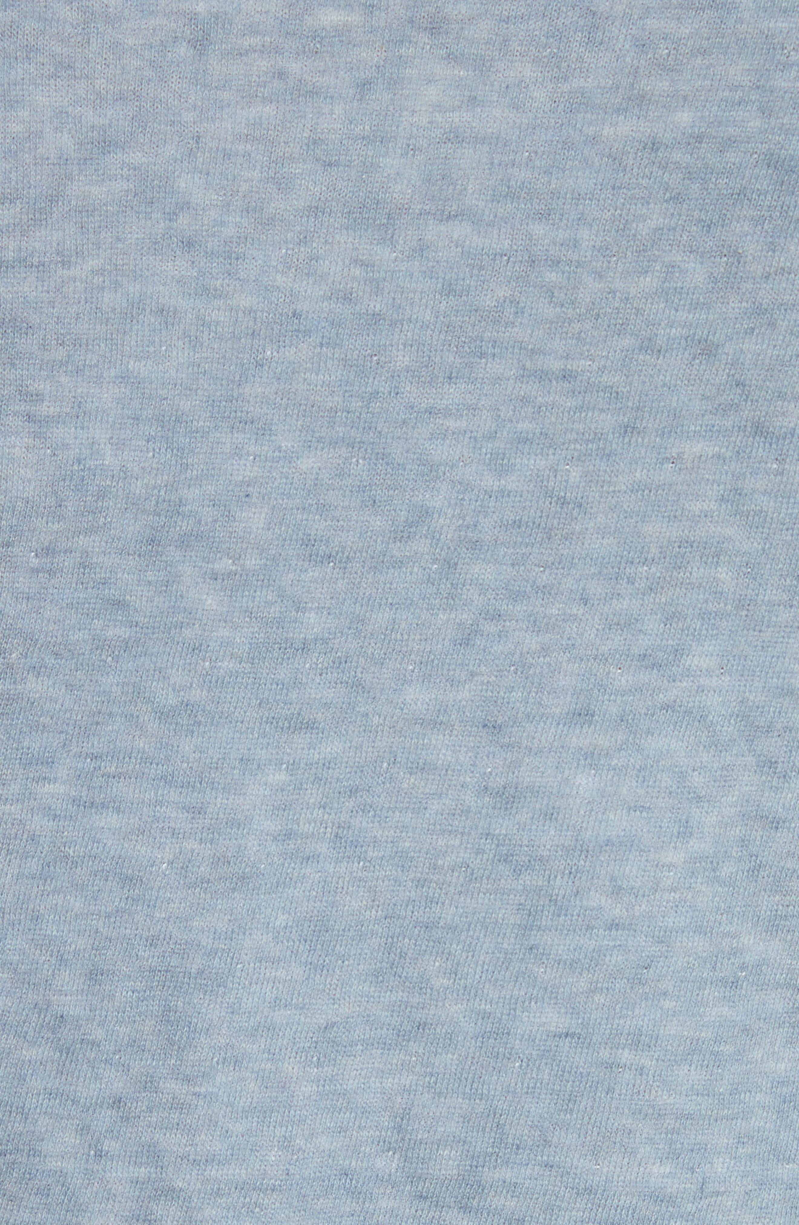 Tripp Pocket T-Shirt,                             Alternate thumbnail 5, color,                             Light Blue