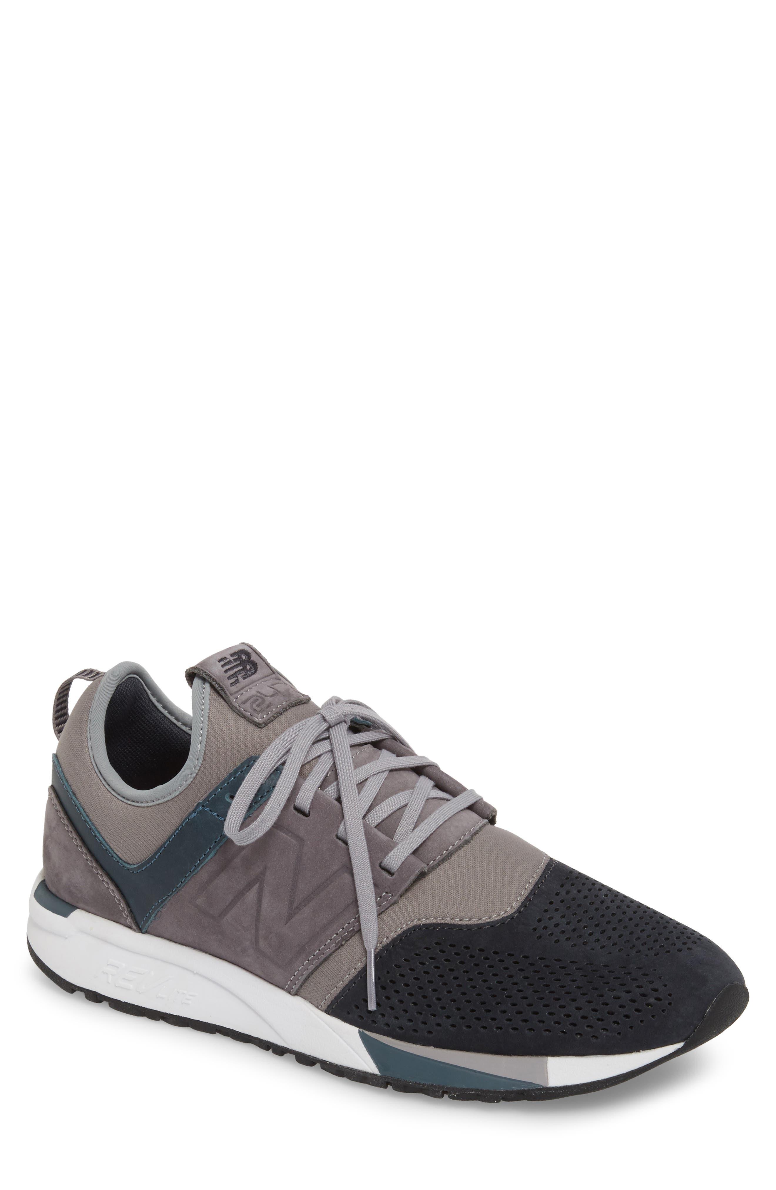 Alternate Image 1 Selected - New Balance 274 Luxe Sneaker (Men)