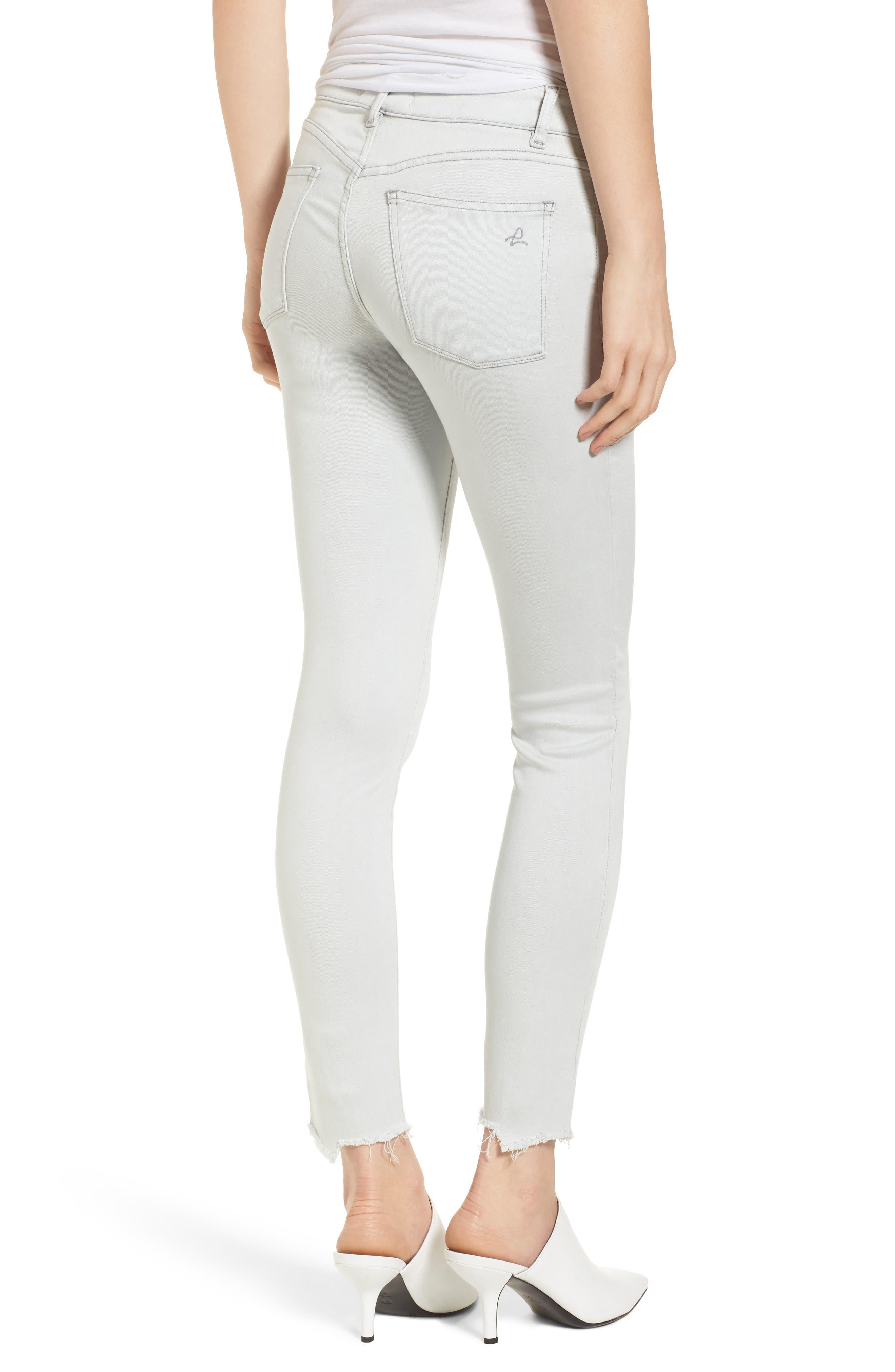 Margaux Instasculpt Ankle Skinny Jeans,                             Alternate thumbnail 2, color,                             Edge