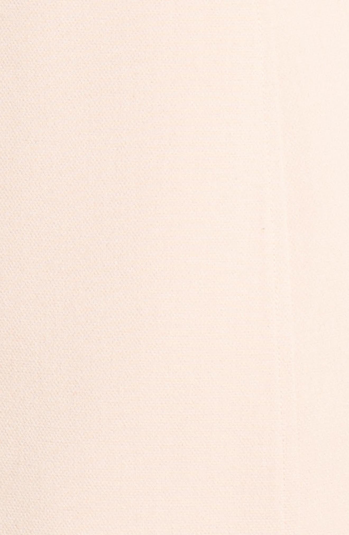 Alternate Image 5  - Kenneth Cole A-Line Ponte Coat (Regular & Petite)