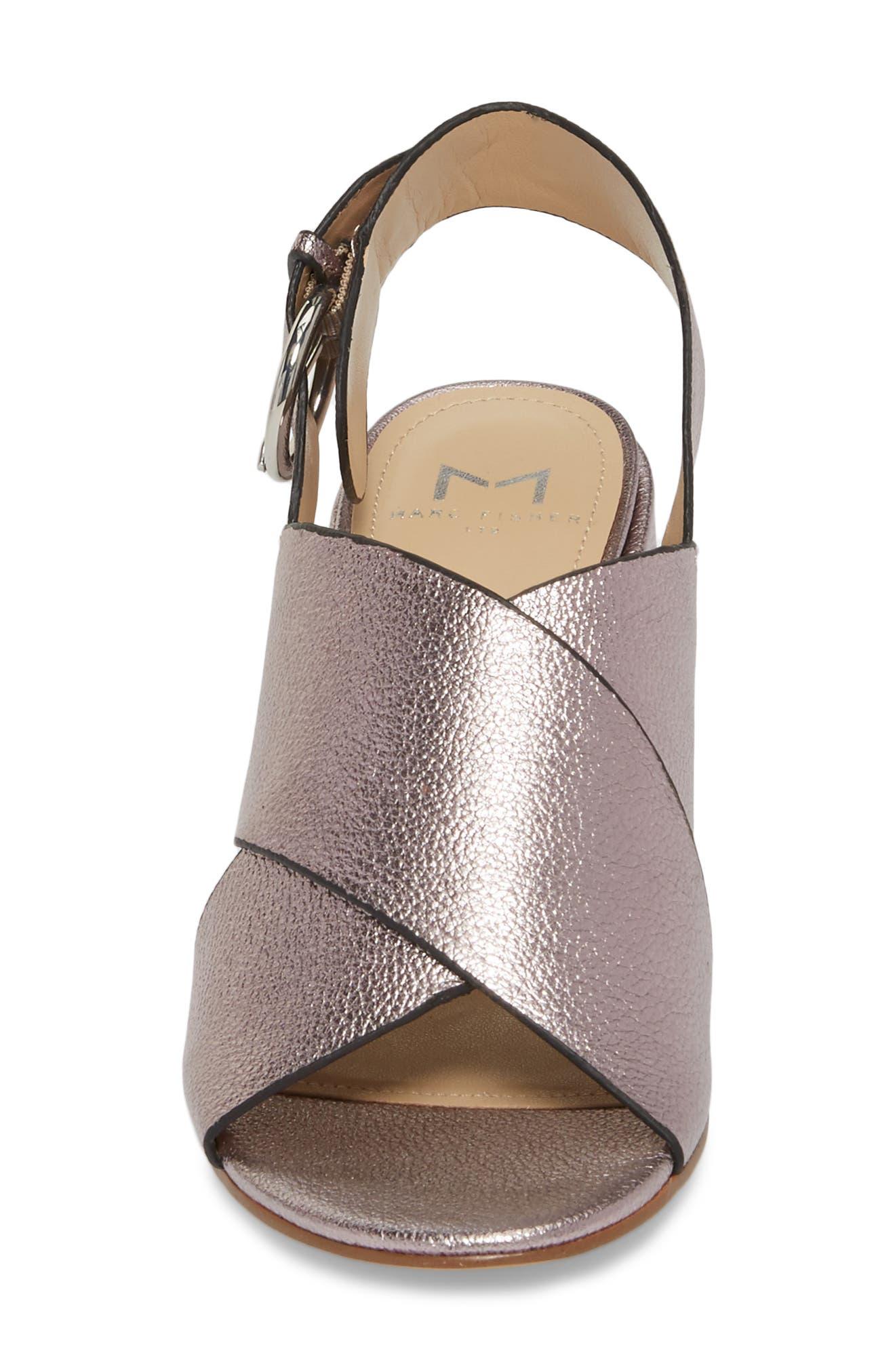Alternate Image 4  - Marc Fisher LTD Hocie Slingback Sandal (Women)