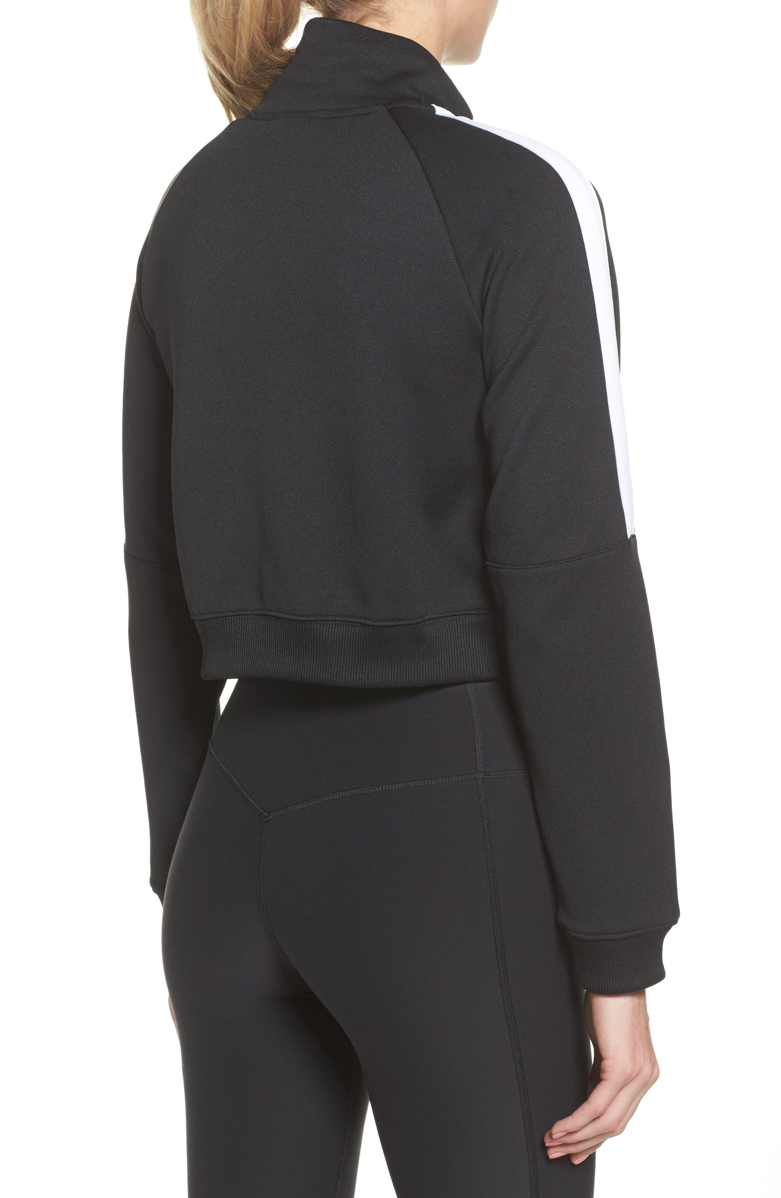 Sportswear N98 Jacket,                             Alternate thumbnail 2, color,                             Black/ White
