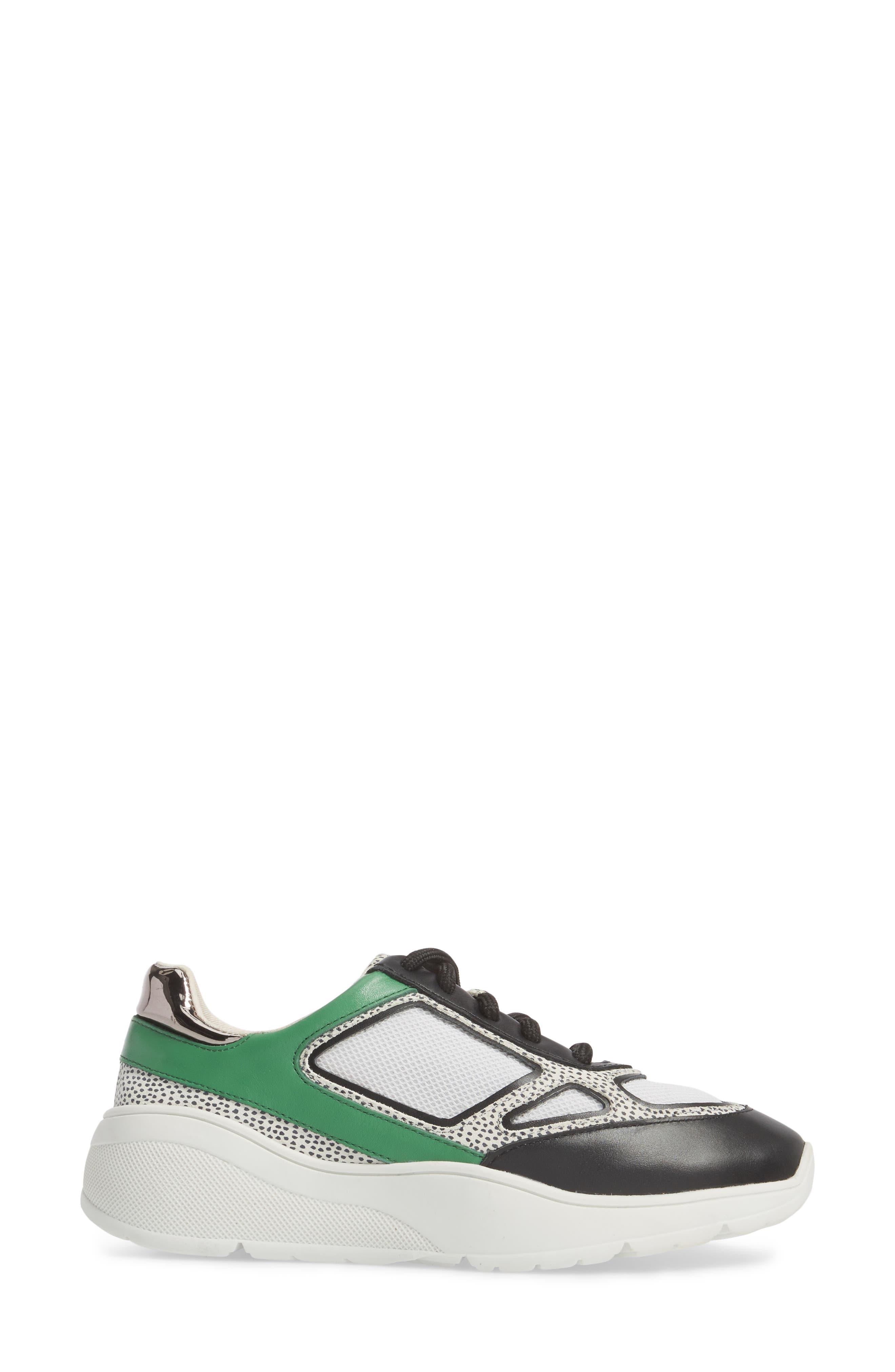 Current Sneaker,                             Alternate thumbnail 3, color,                             White Multi
