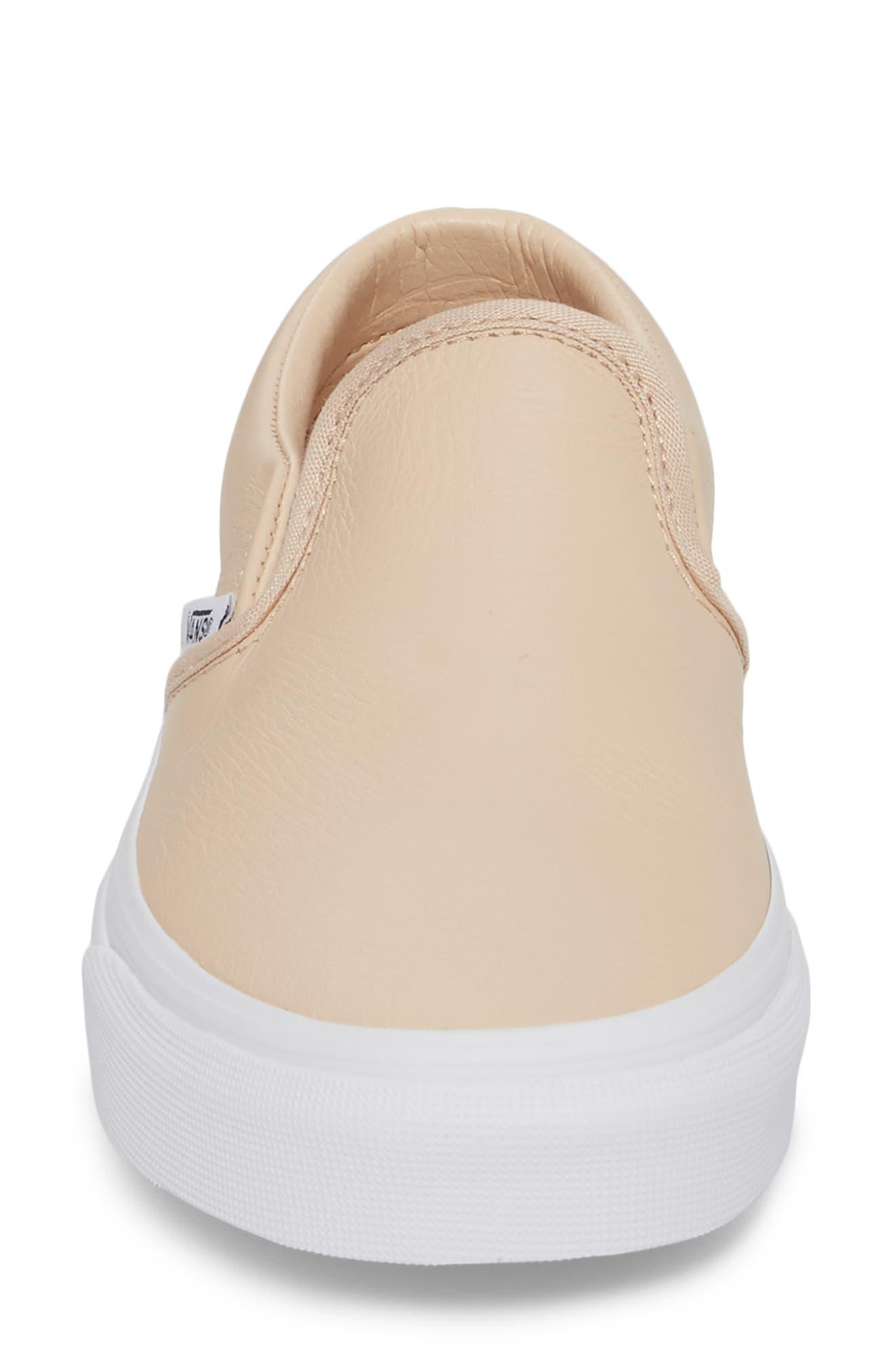 Alternate Image 4  - Vans 'Classic' Sneaker (Women)