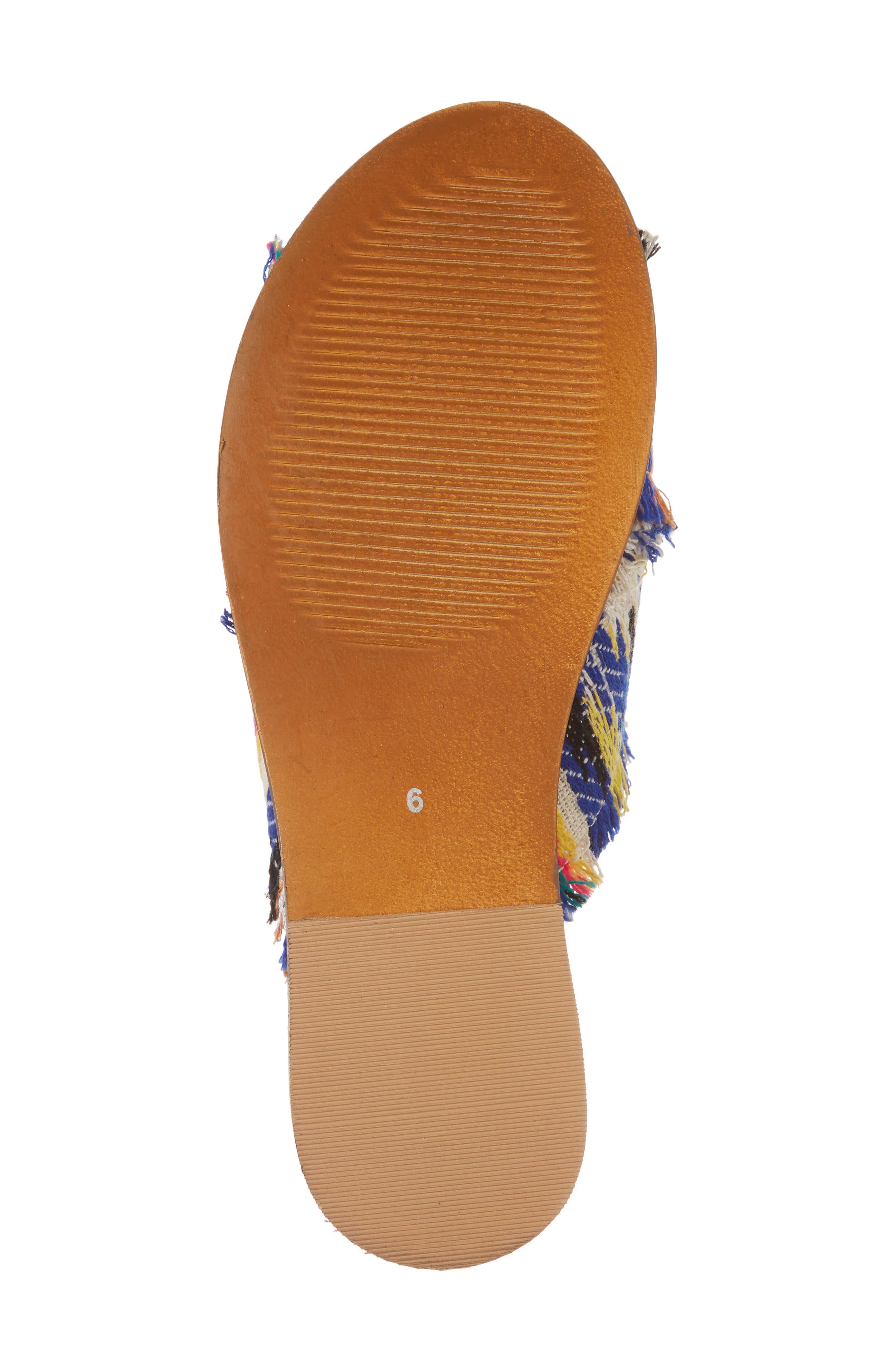 Alternate Image 6  - Steve Madden Riva Slide Sandal (Women)