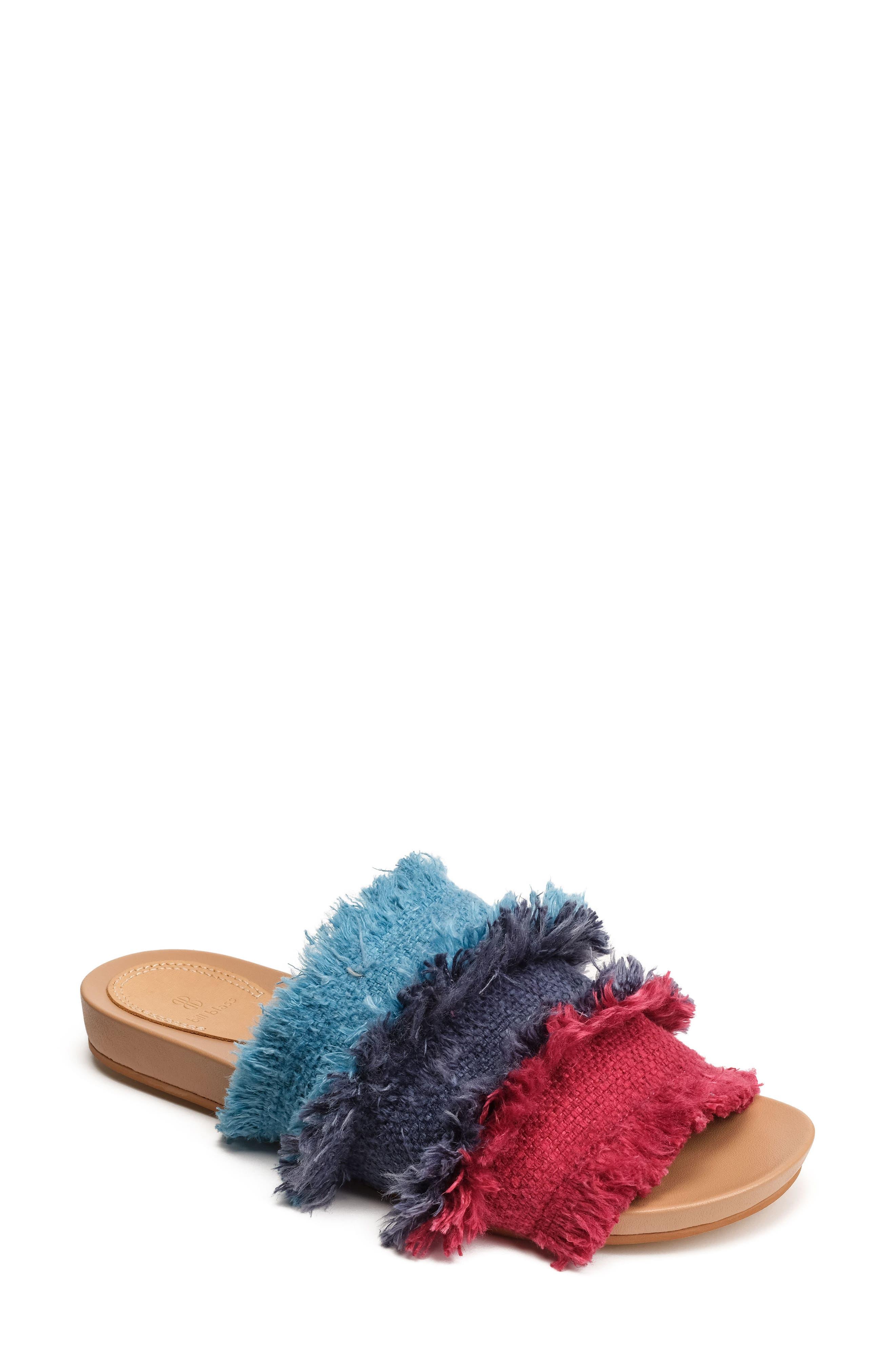Bill Blass Megan Slide Sandal (Women)