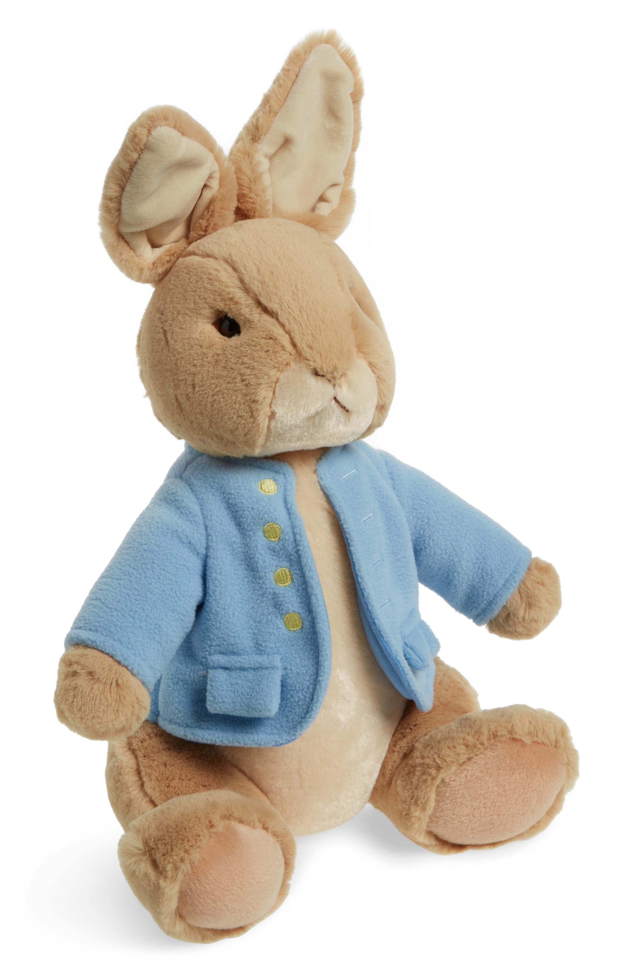 Gund Peter Rabbit Stuffed Animal