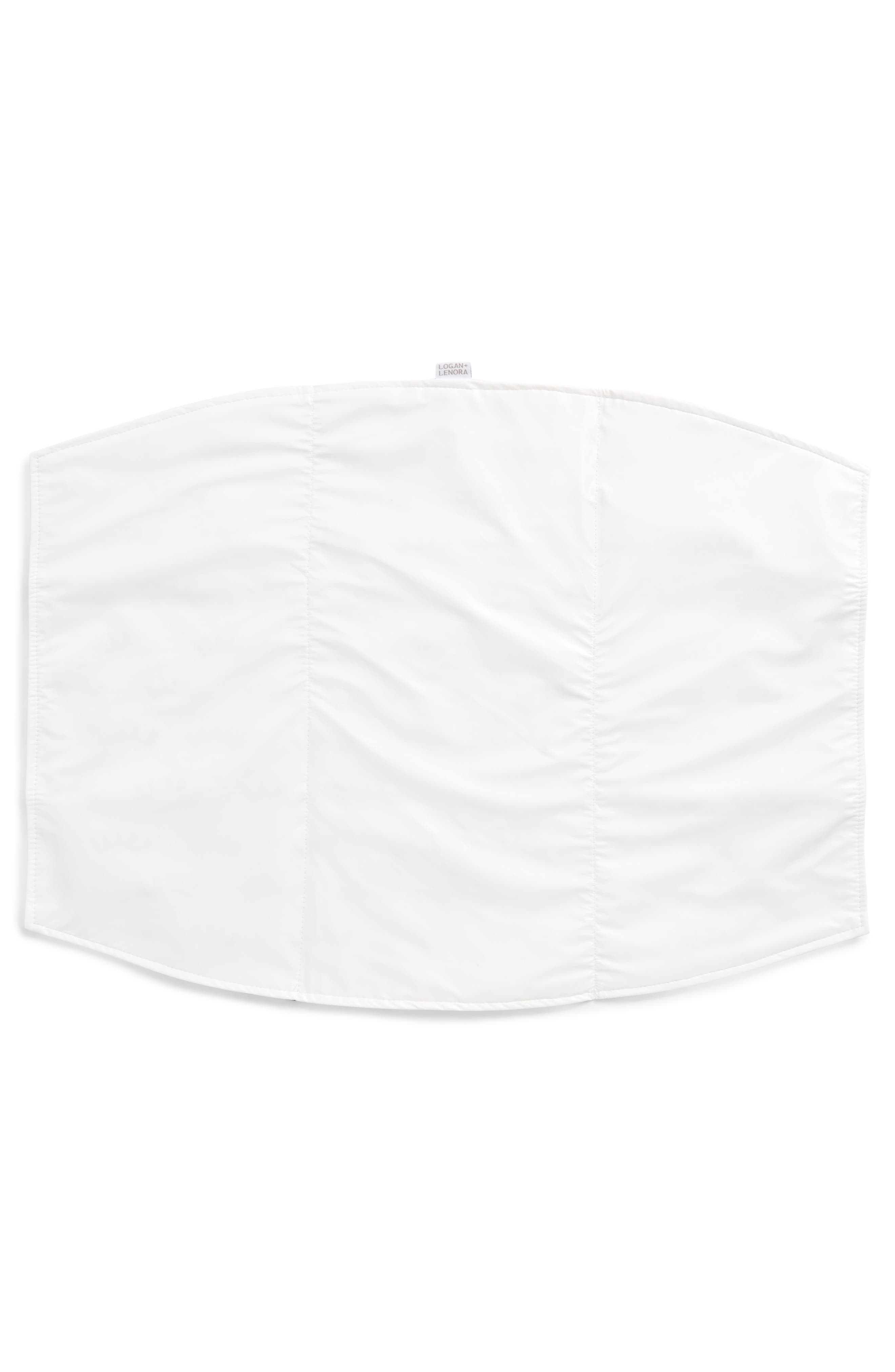 Waterproof Changing Pad,                             Alternate thumbnail 2, color,                             Lashes