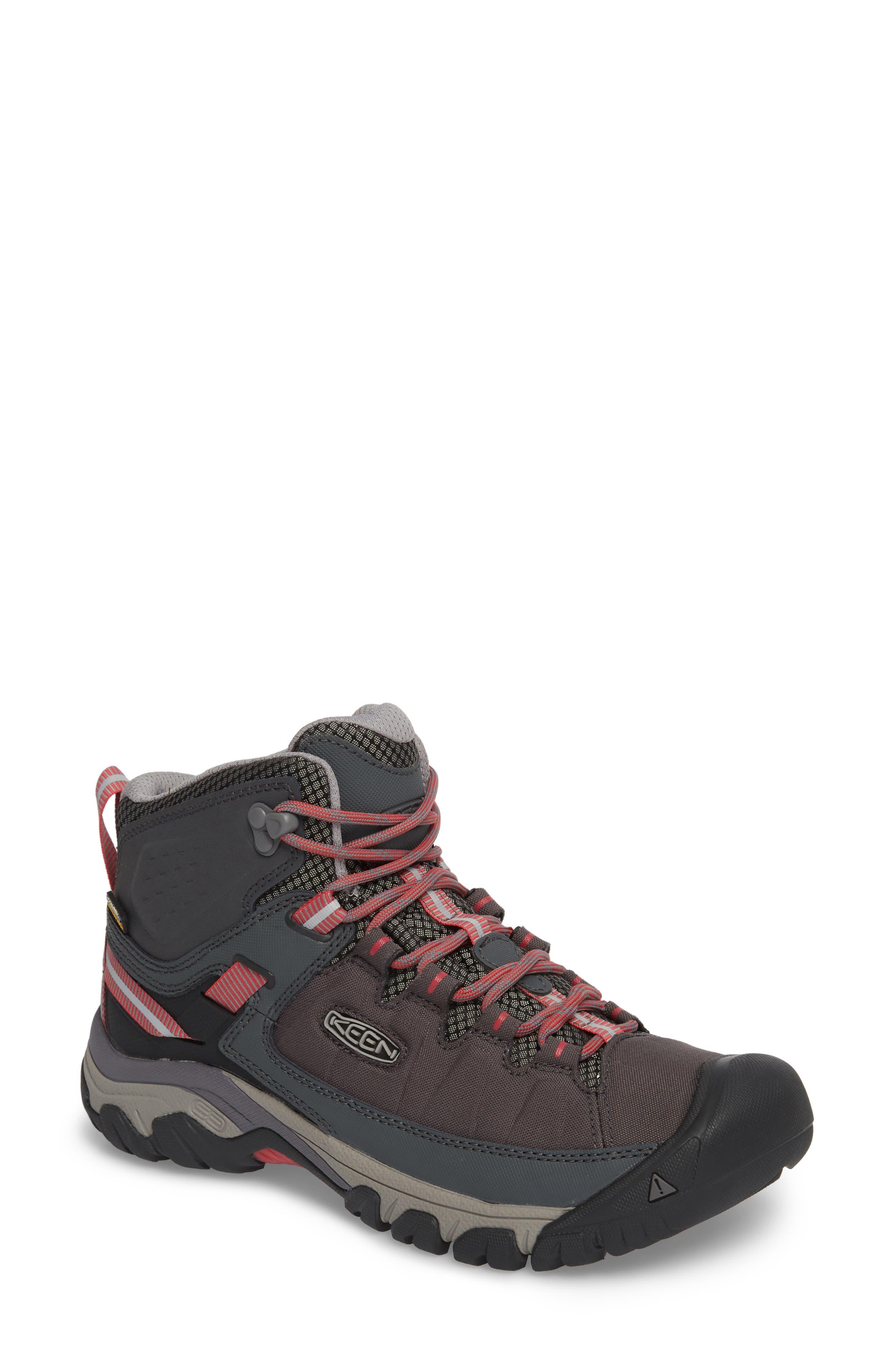 Keen Targhee EXP Mid Waterproof Hiking Shoe (Women)