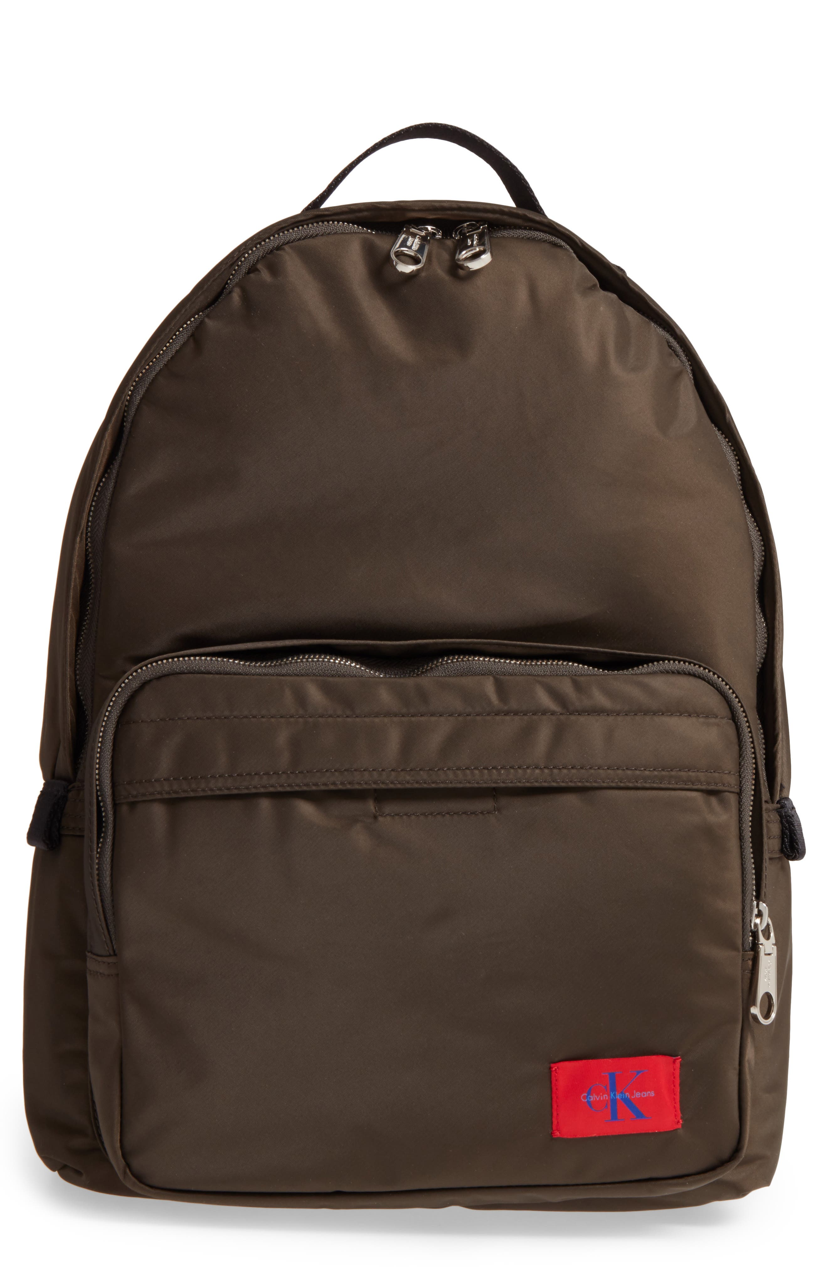 CAMPUS BACKPACK - GREEN