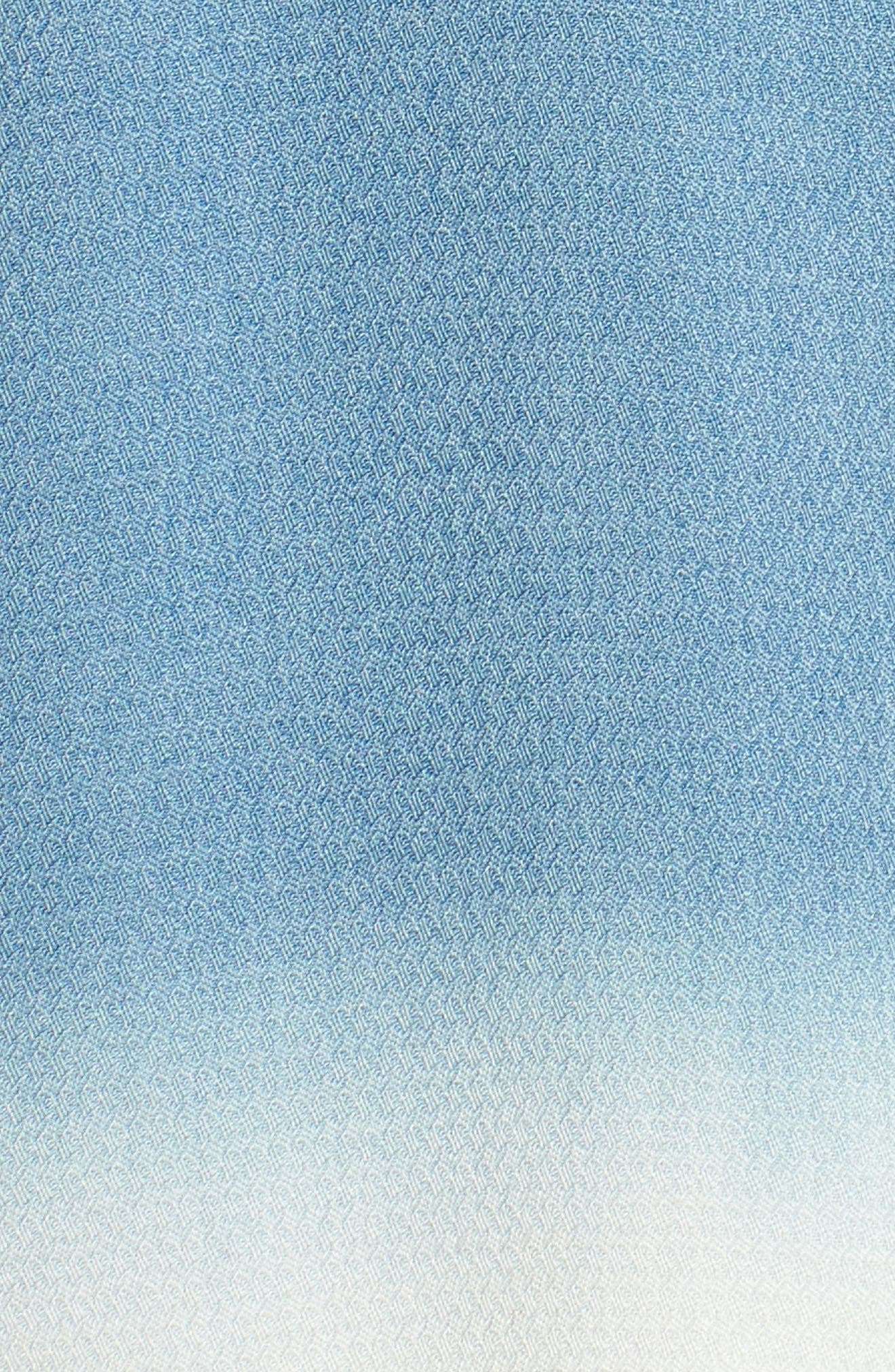 Ombré Shirt,                             Alternate thumbnail 5, color,                             Medium Wash