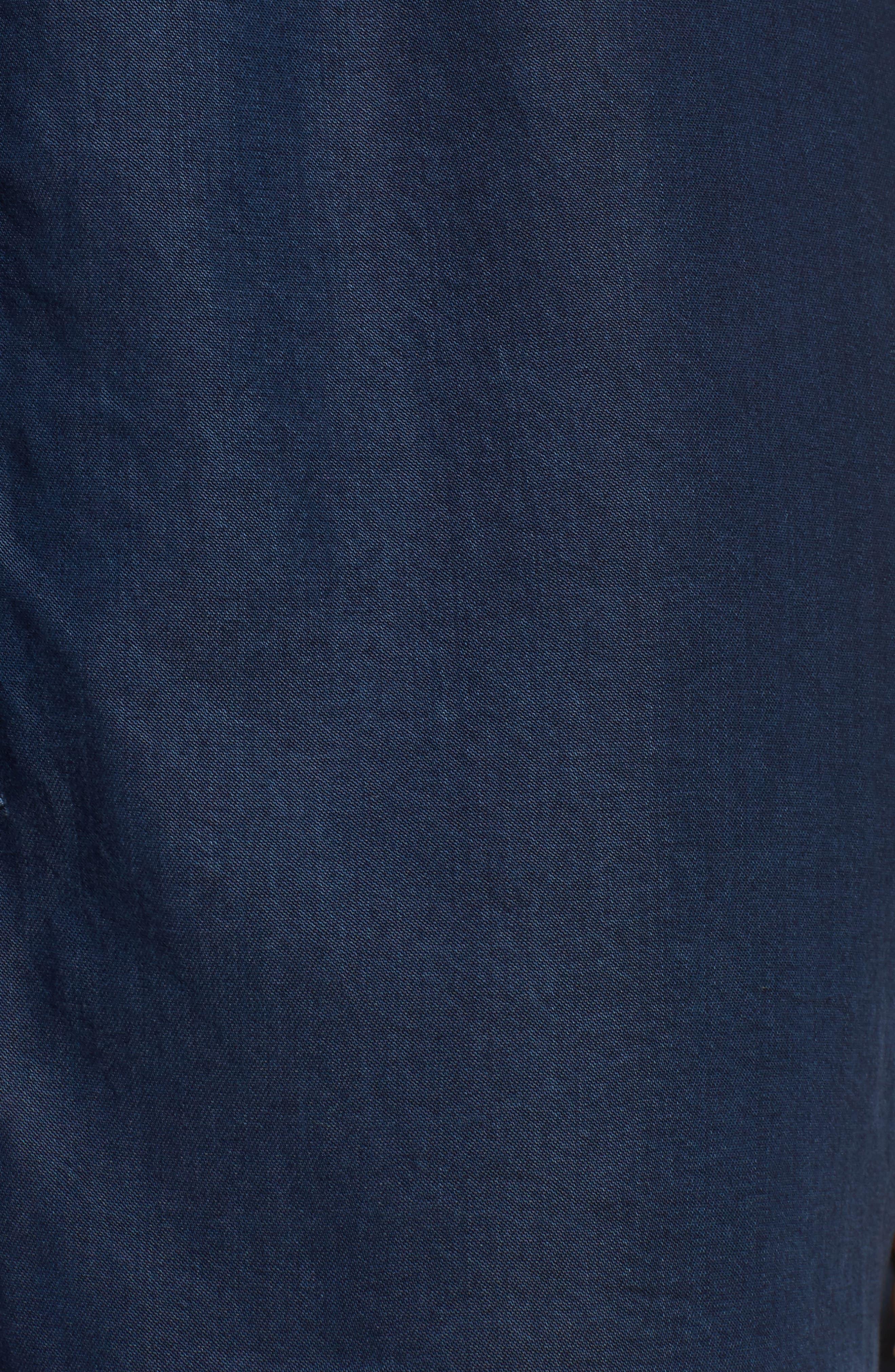 Alternate Image 5  - PAIGE Mila Shirtdress
