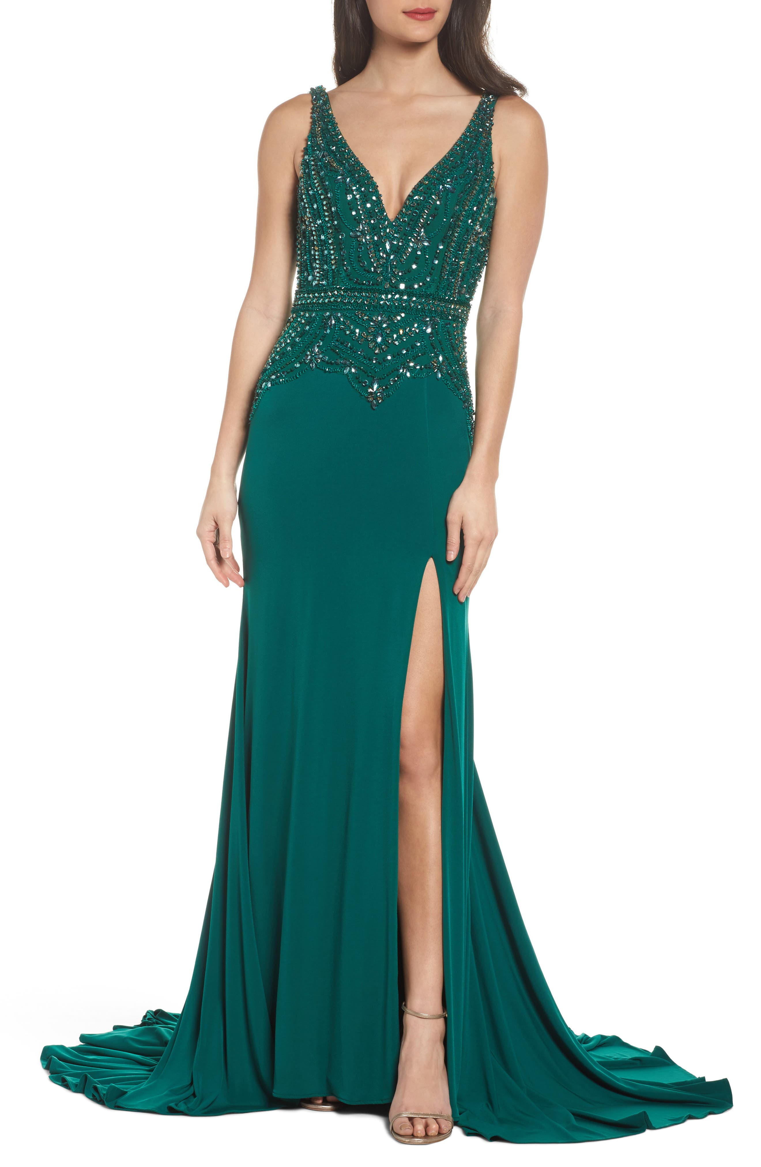 Red Sheath 2018 Prom Dresses | Nordstrom