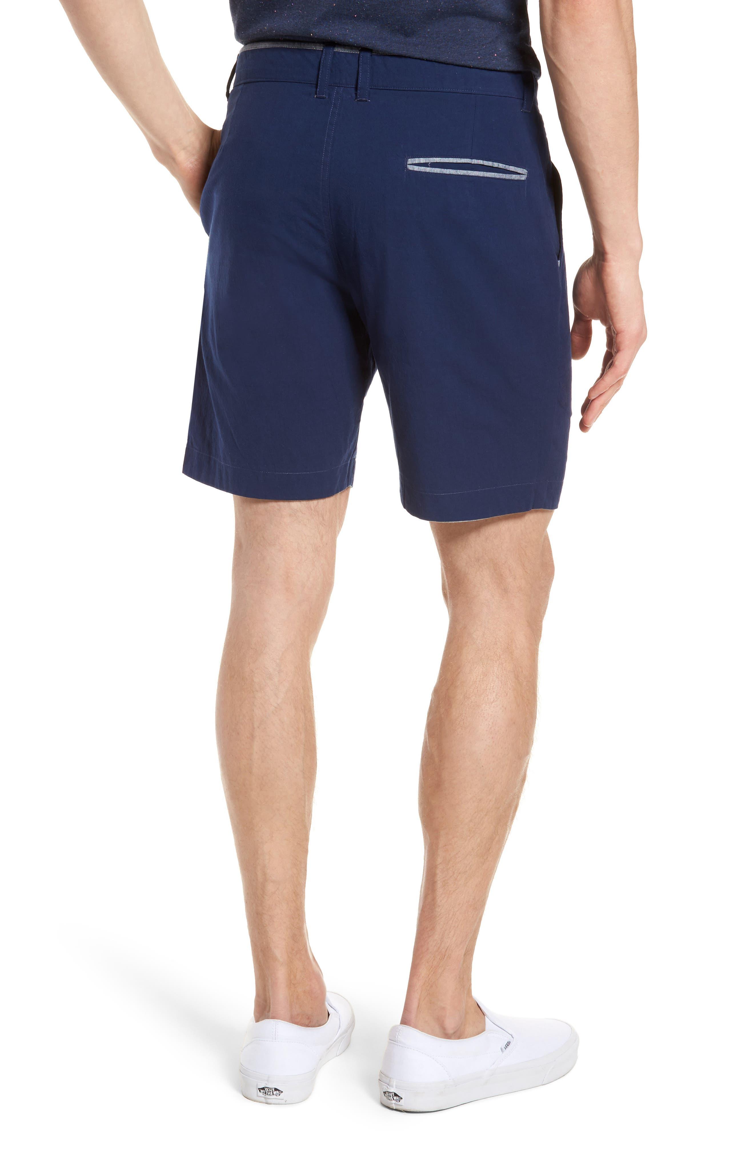 Rock Steady Reversible Shorts,                             Alternate thumbnail 3, color,                             Grey