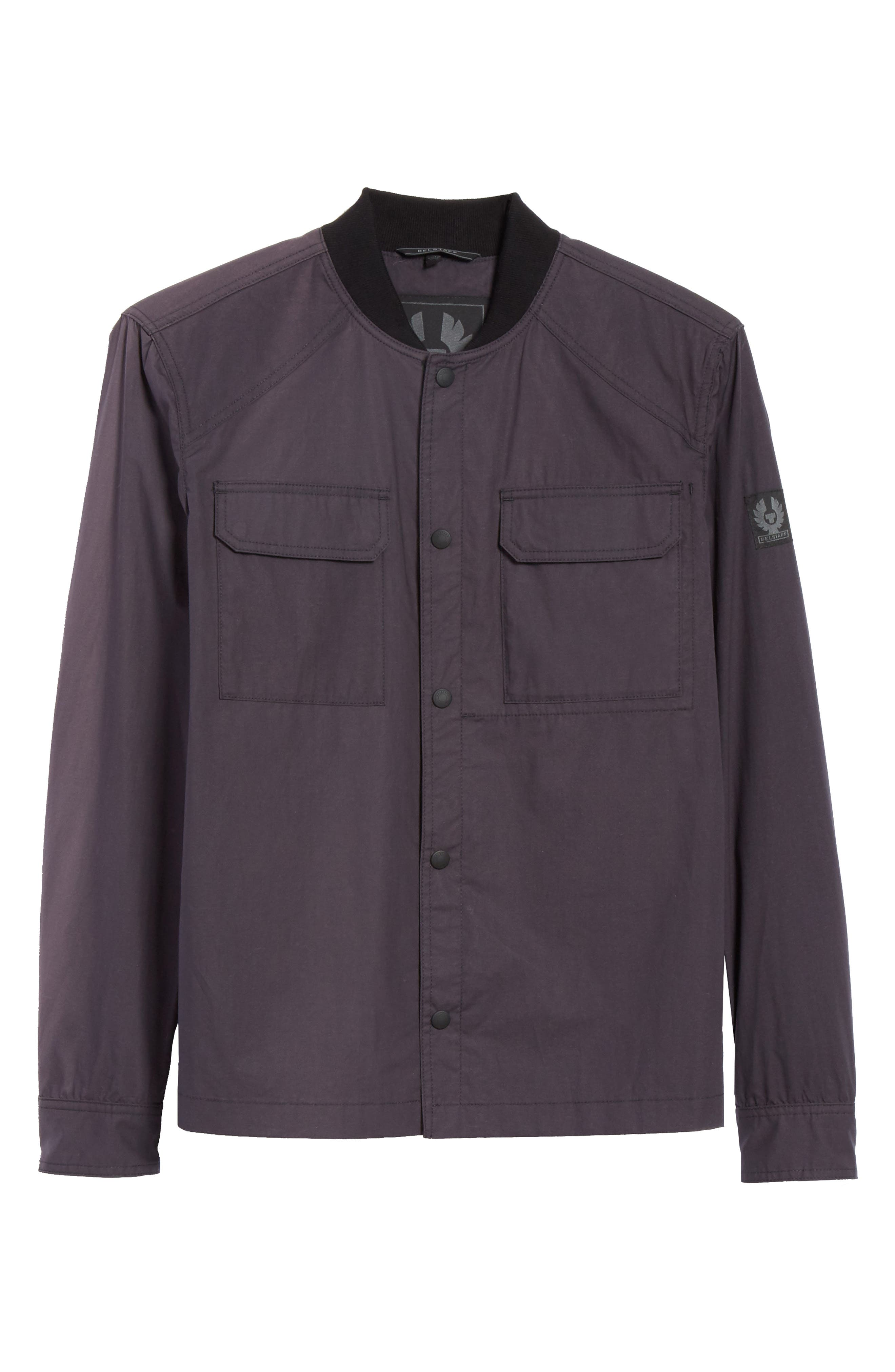 Cardingham Jacket,                             Alternate thumbnail 6, color,                             Charcoal
