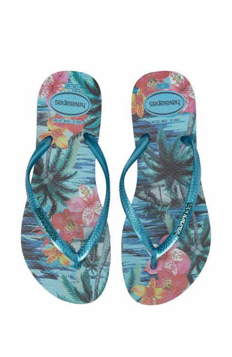 dae67799059e1 Havaianas  Slim Tropical  Flip Flop (Women)