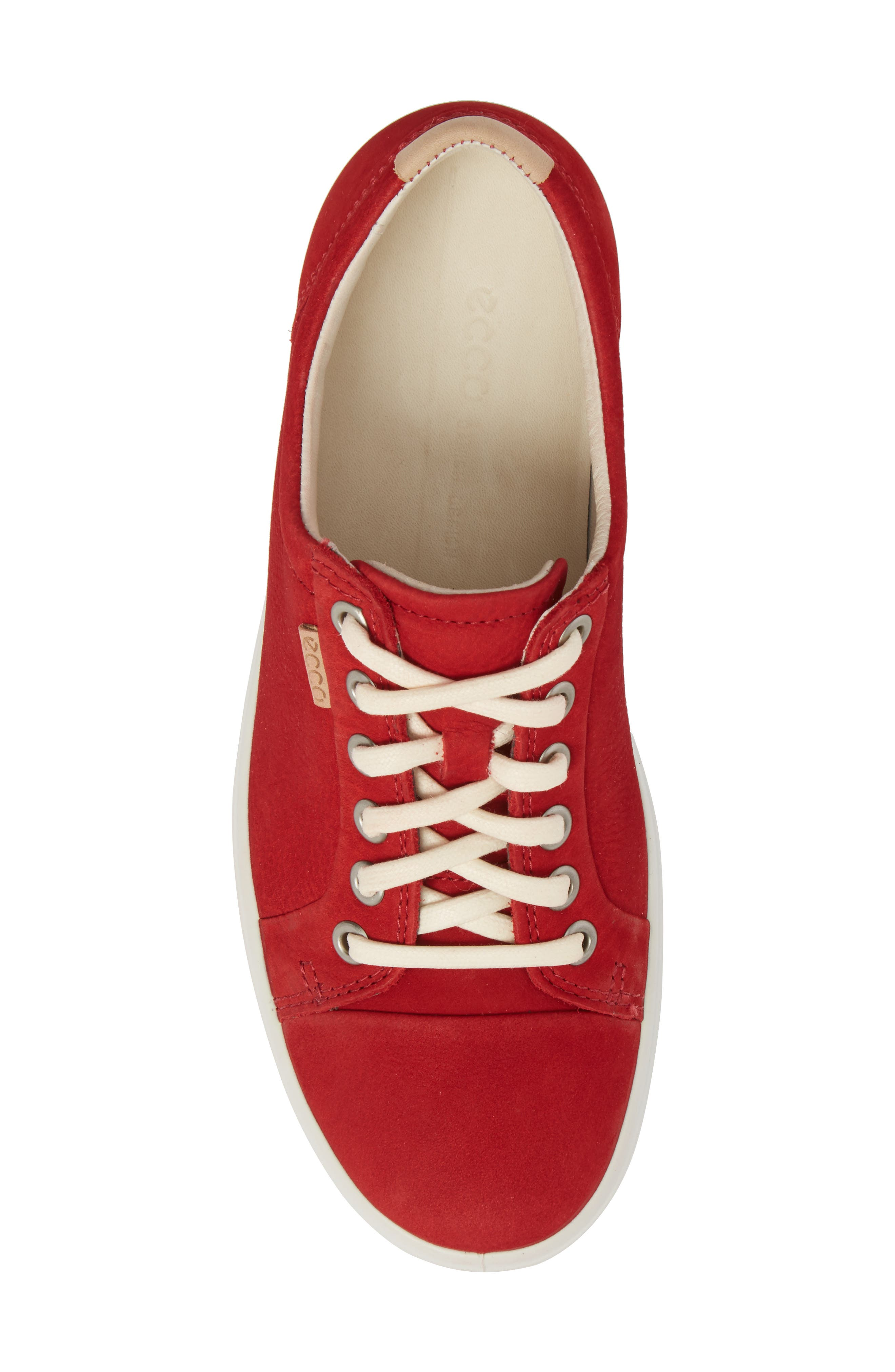 Alternate Image 5  - ECCO 'Soft 7' Cap Toe Sneaker (Women)