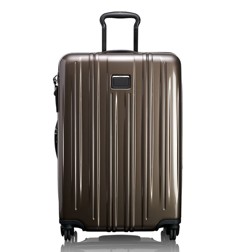 Tumi V3 SHORT TRIP 26-INCH EXPANDABLE WHEELED PACKING CASE - BROWN